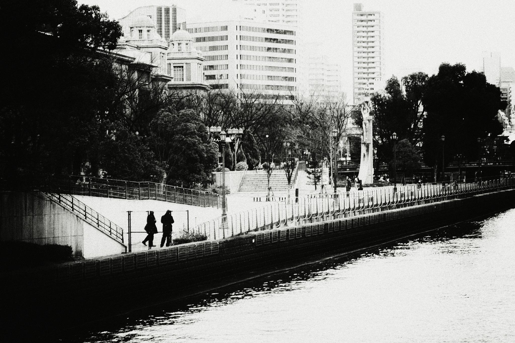 Riverside by Hitoshi Matsumoto