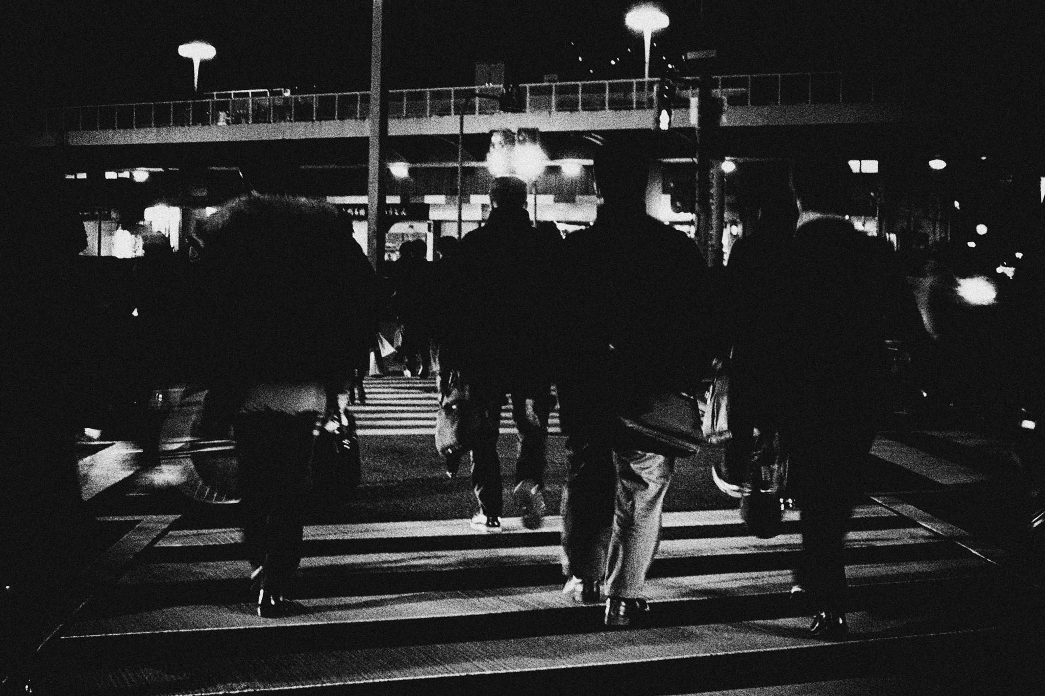 On the way home by Hitoshi Matsumoto