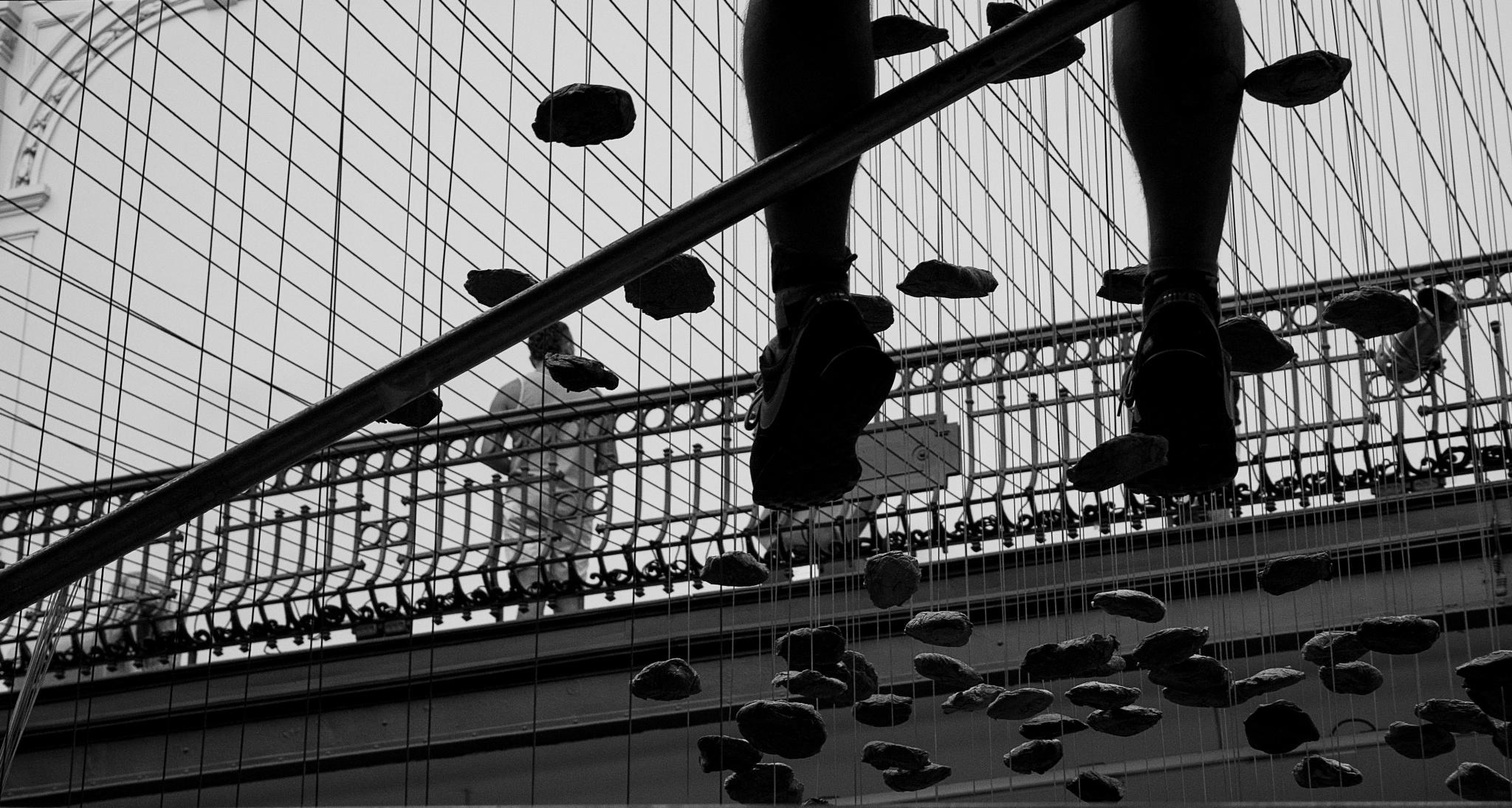 Legs by Oscar Seguel Mangiola