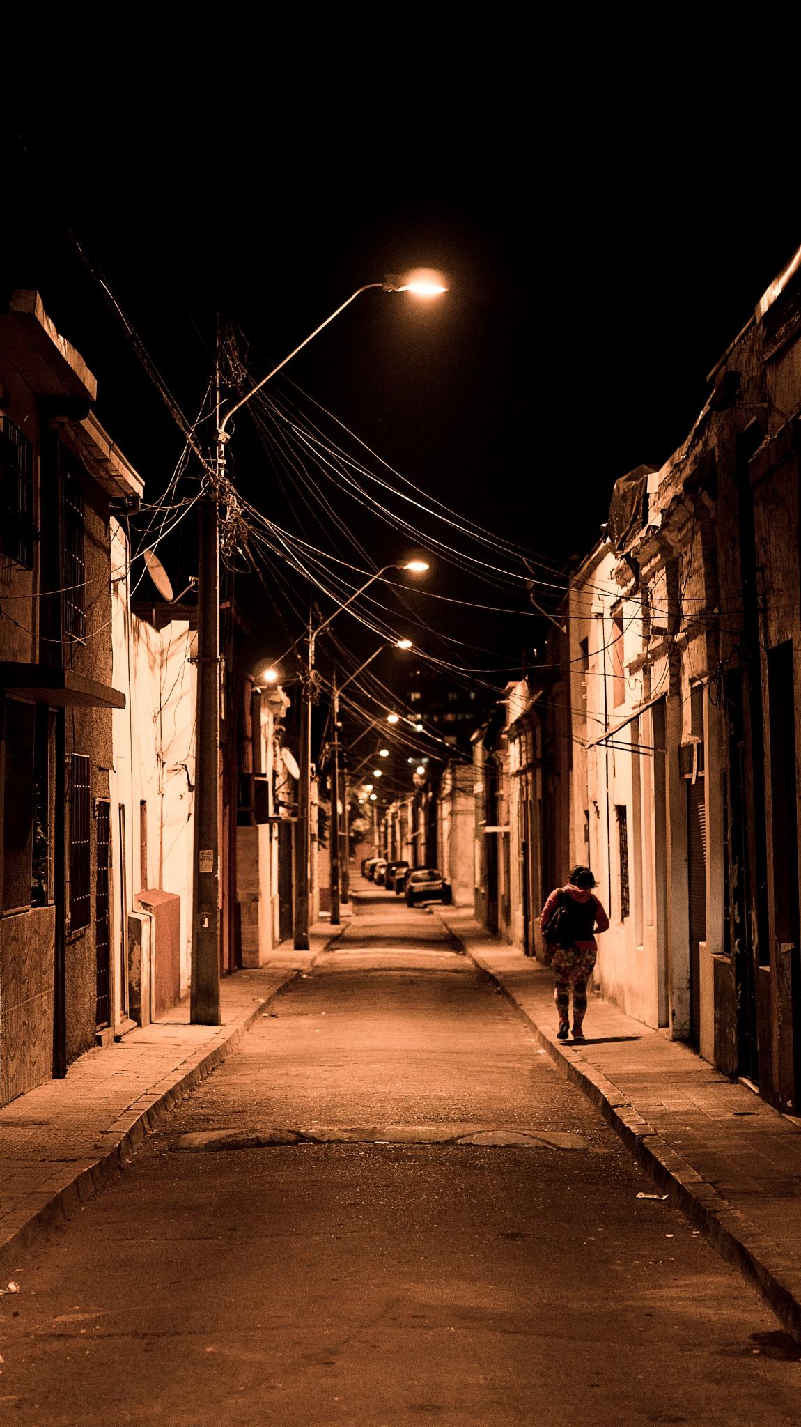 Lonely by Oscar Seguel Mangiola