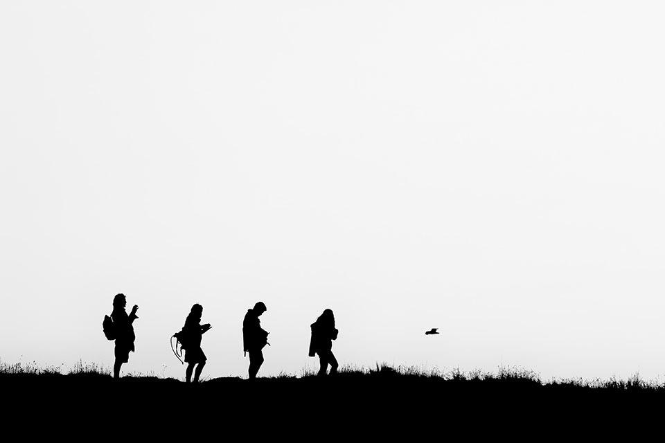 Silhouette by RickyPan