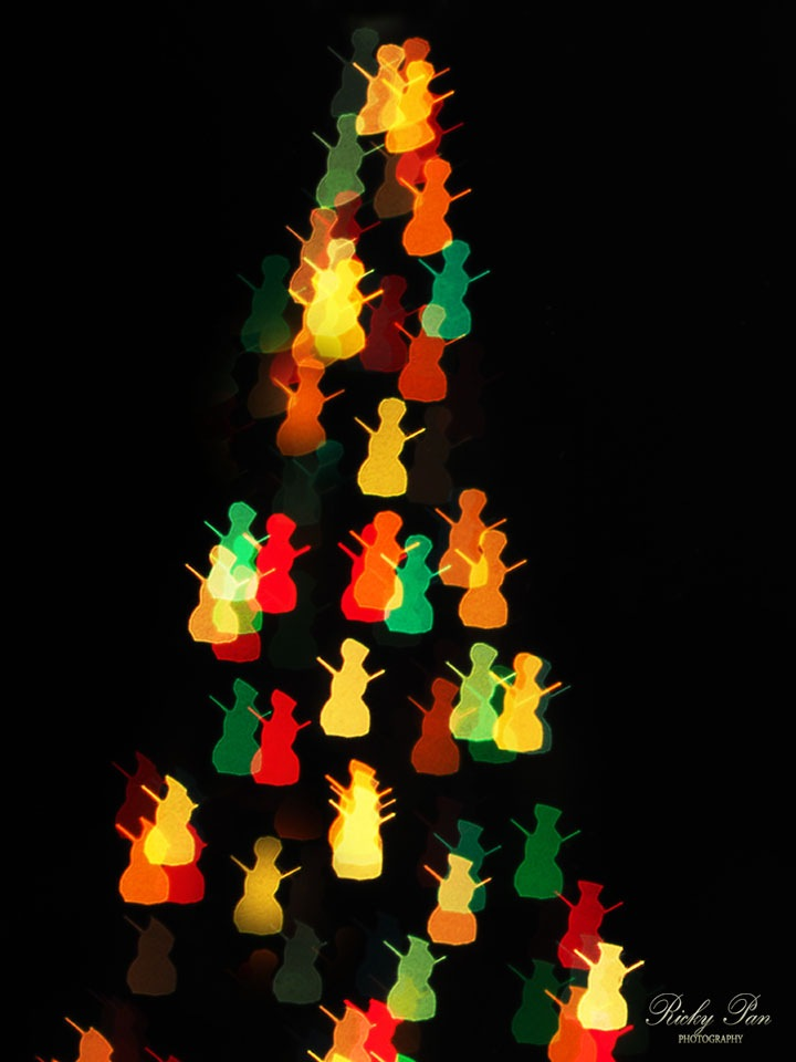 Holiday Lights II by RickyPan