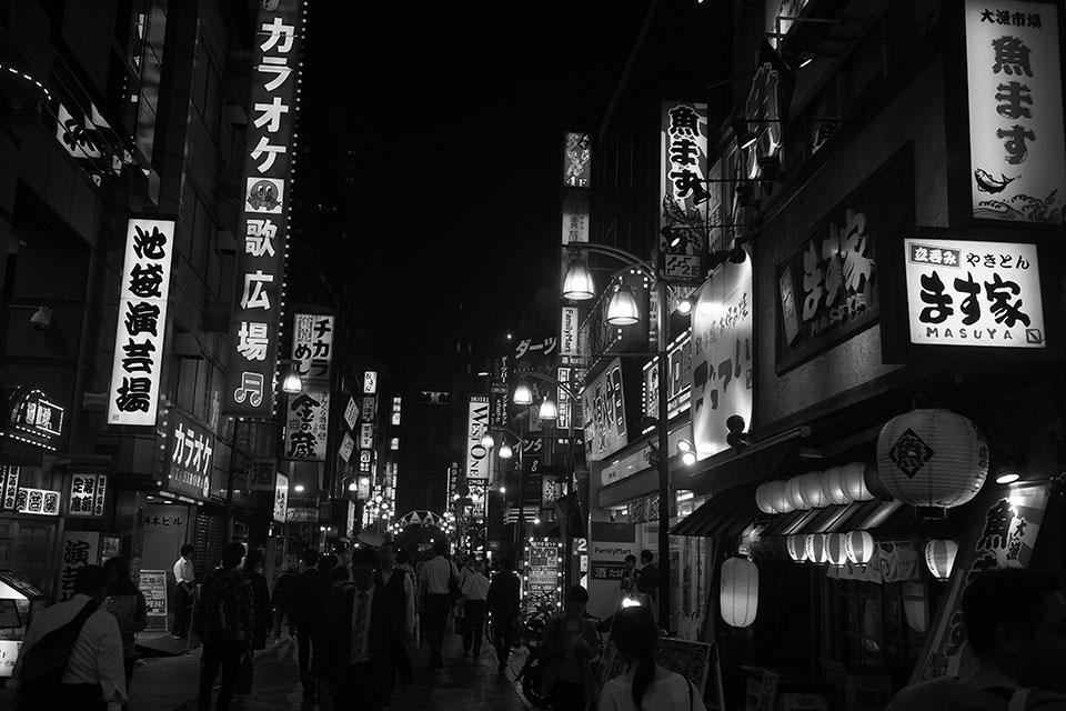 Tokyo Night by RickyPan