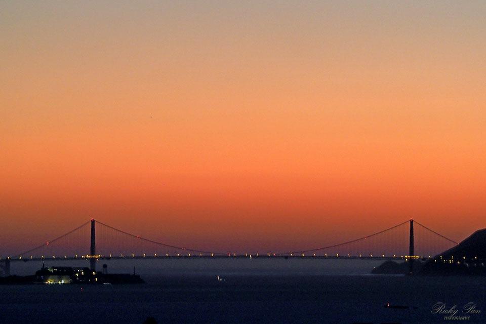 Golden Gate by RickyPan
