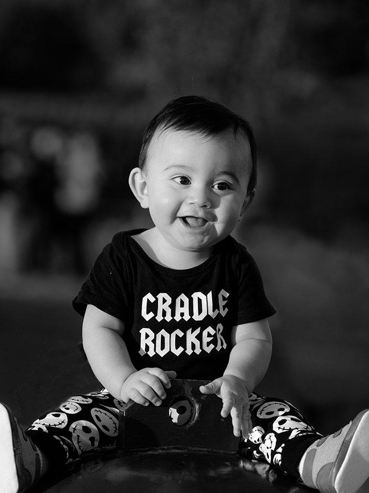 Cradle Rocker by RickyPan