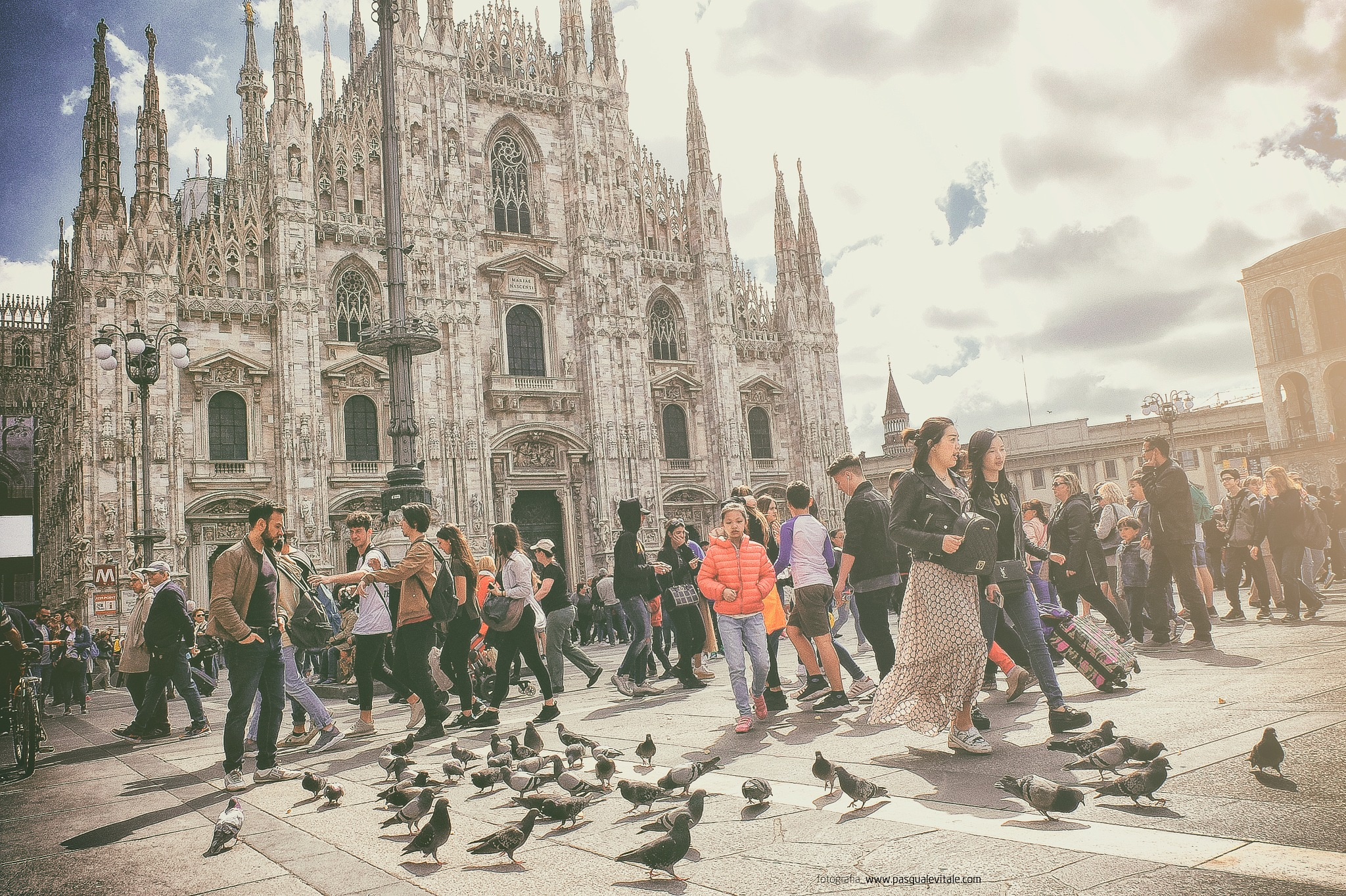 Milano by Pasquale Vitale