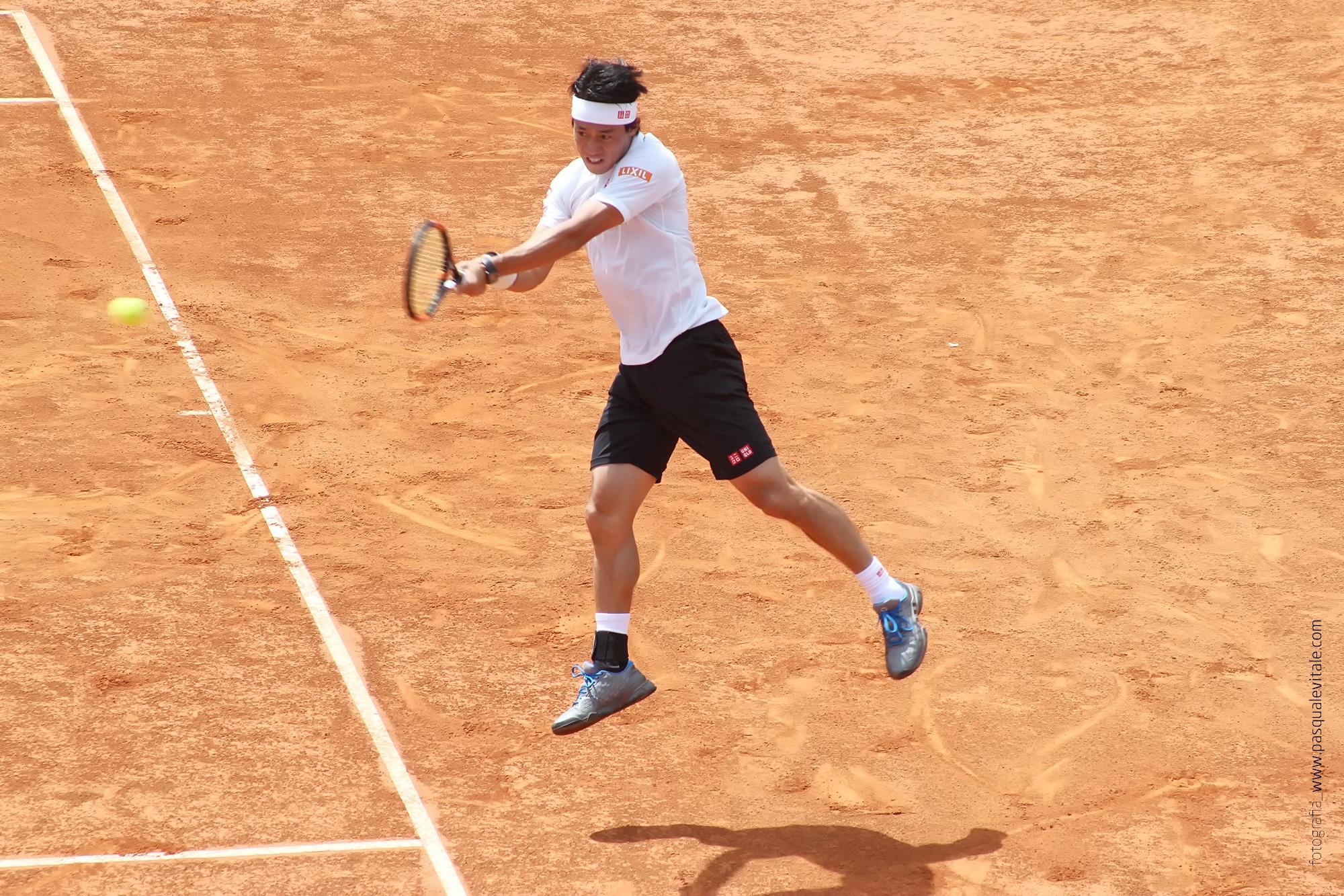 Internazionali di Tennis BNL by Pasquale Vitale