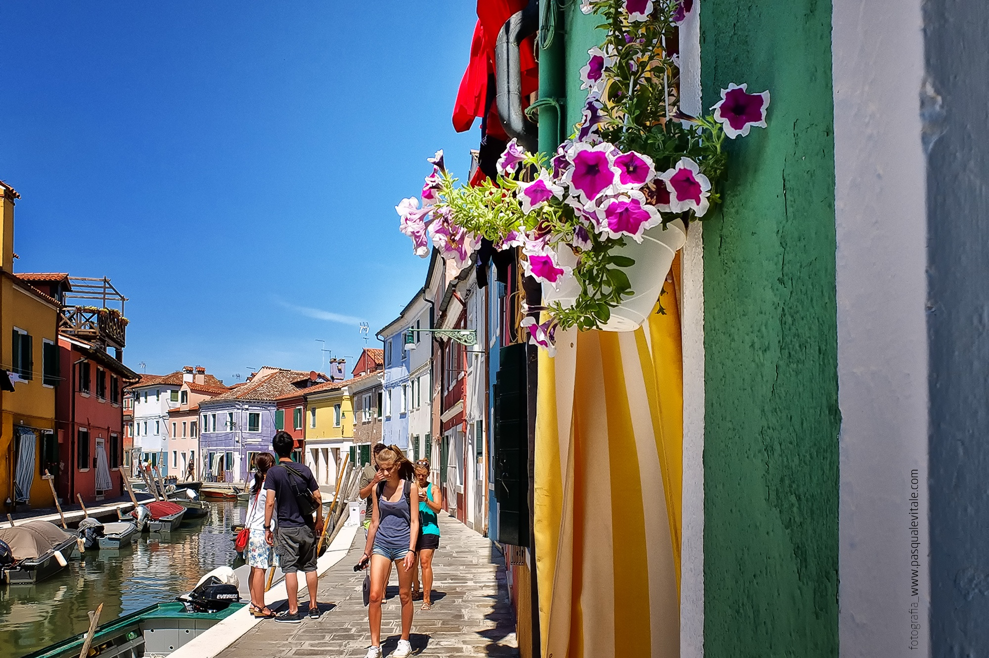 Burano by Pasquale Vitale