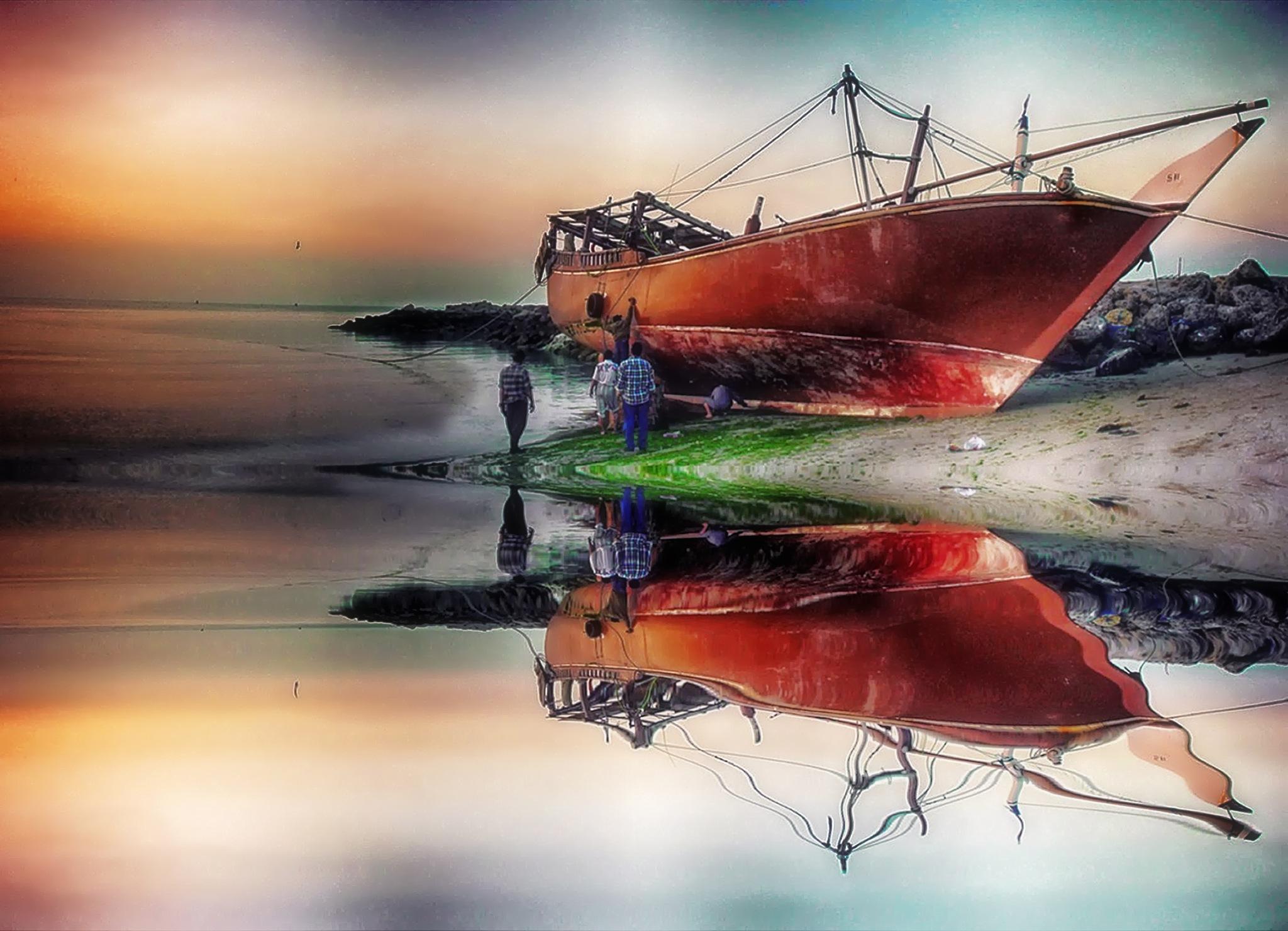 Untitled by Hisham Badran