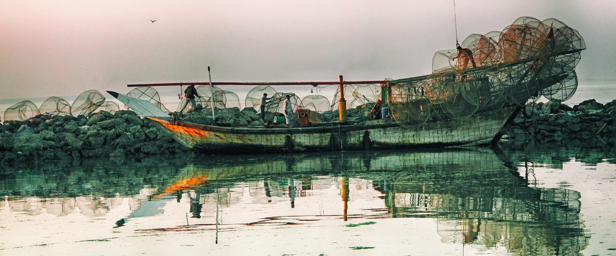 Remains of a day by Hisham Badran
