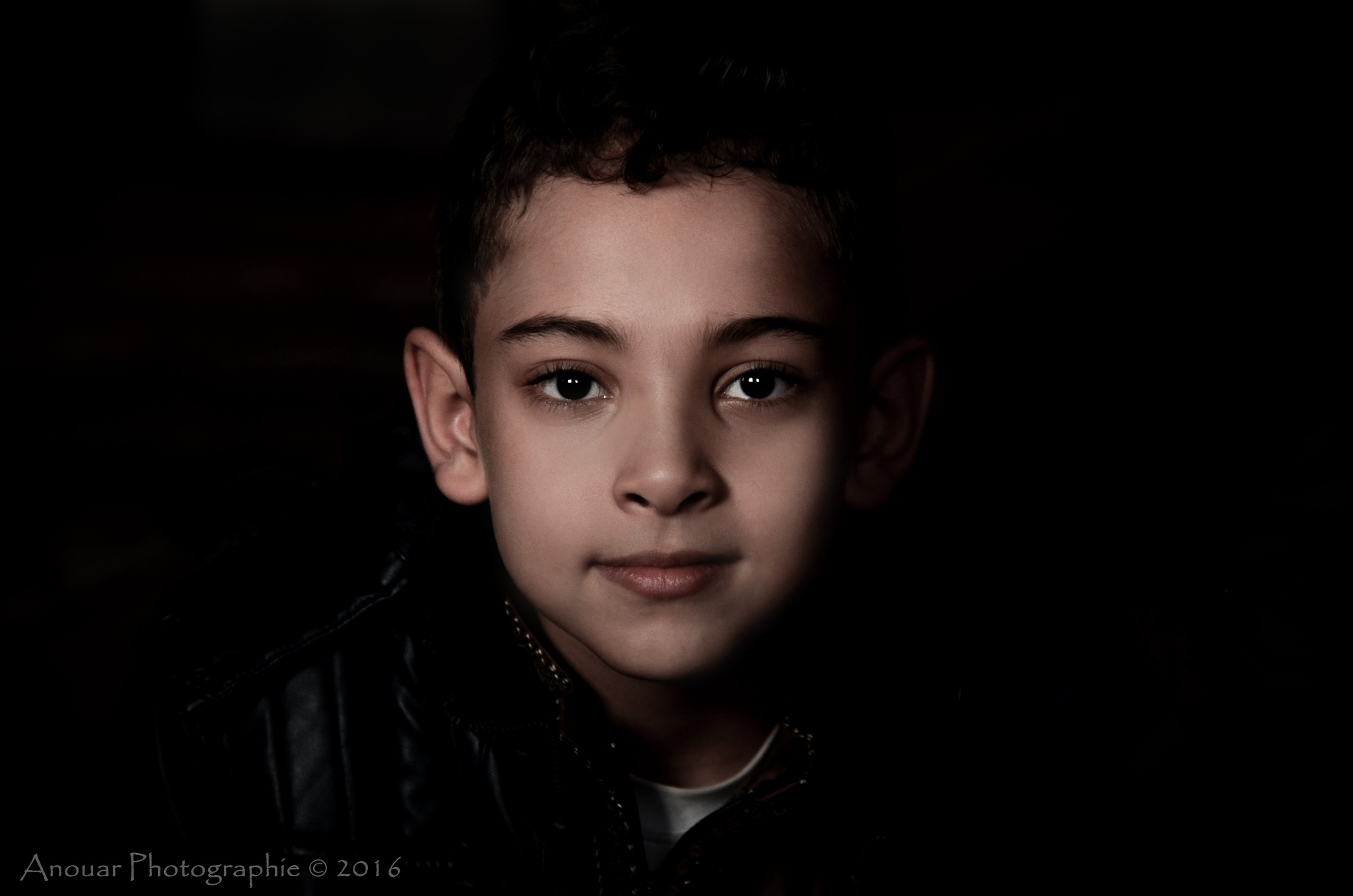 Hopeful child by AH Studio