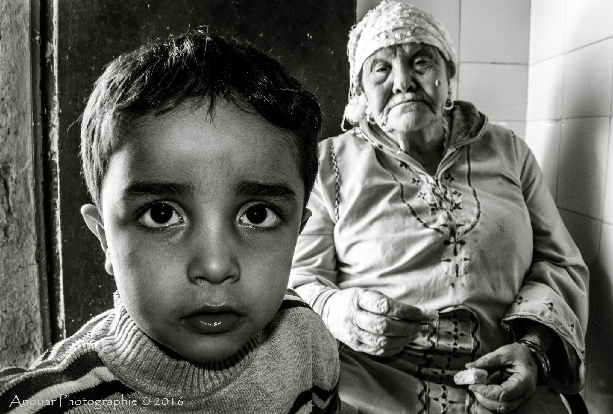 2 GENERATION by Anouar Sassi