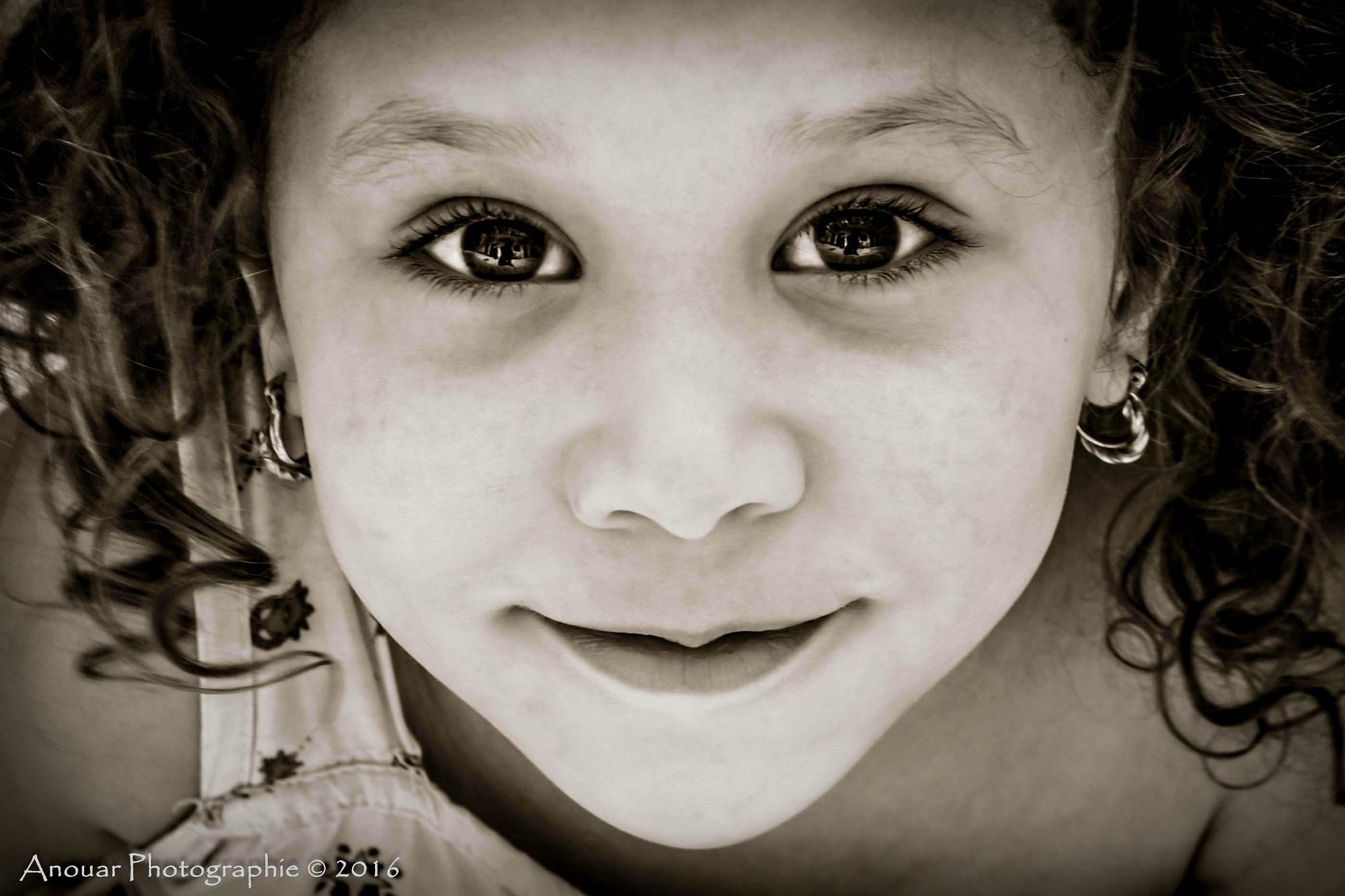Eyes by Anouar Sassi