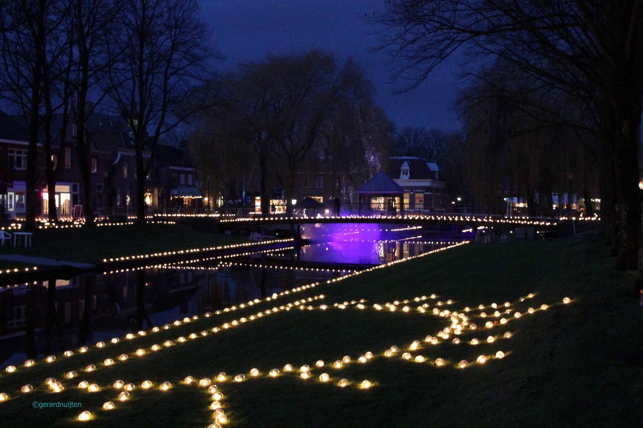 klundert bij kaarslicht 1 by Gerard Nuijten
