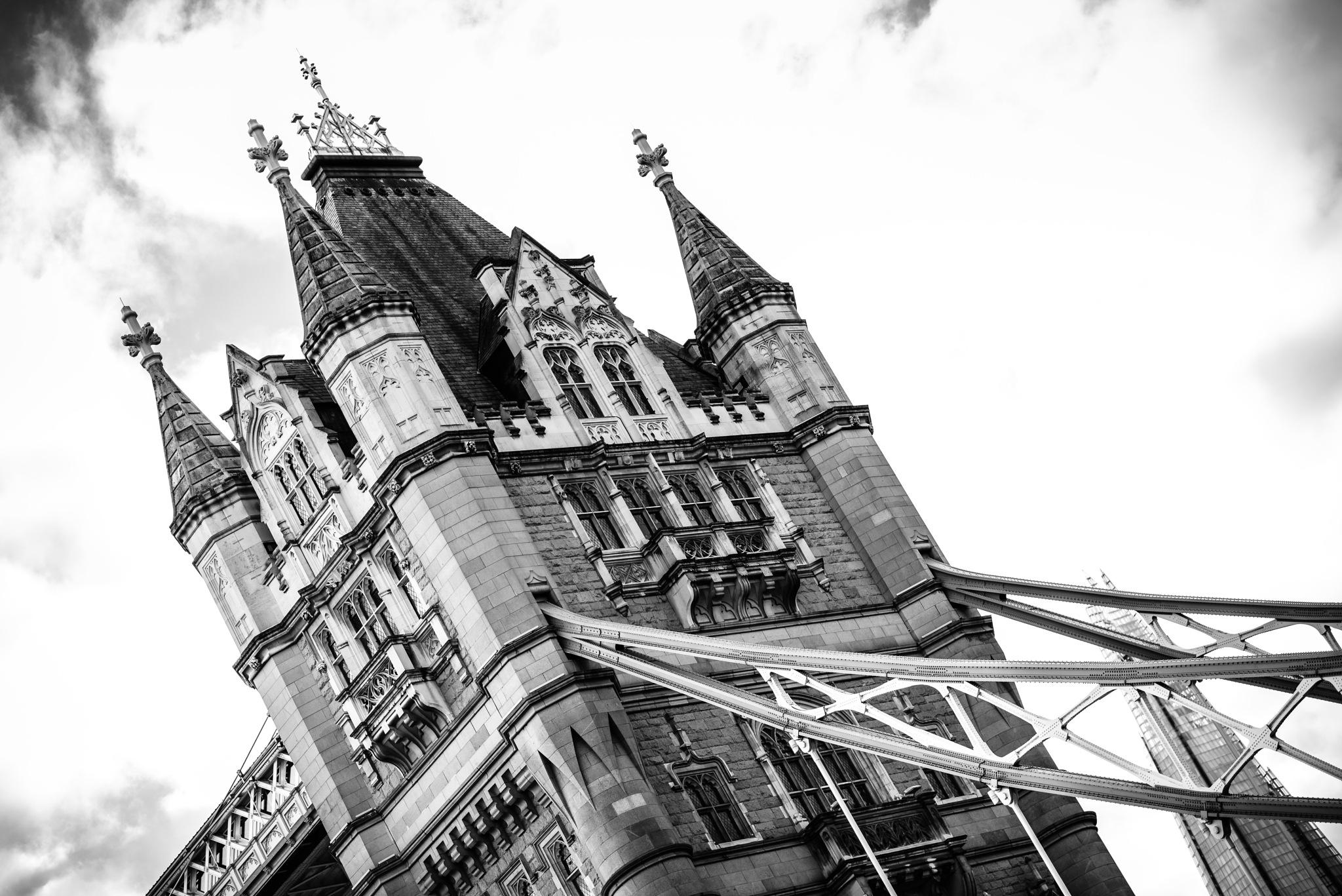 Tower Bridge by David Sury