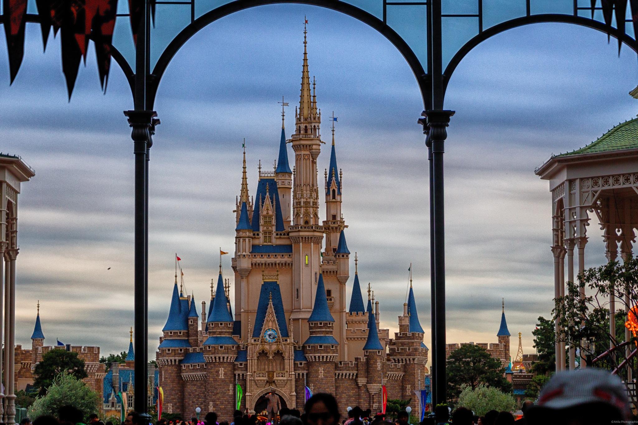 Disneyland Tokyo by AttilaPhotographie