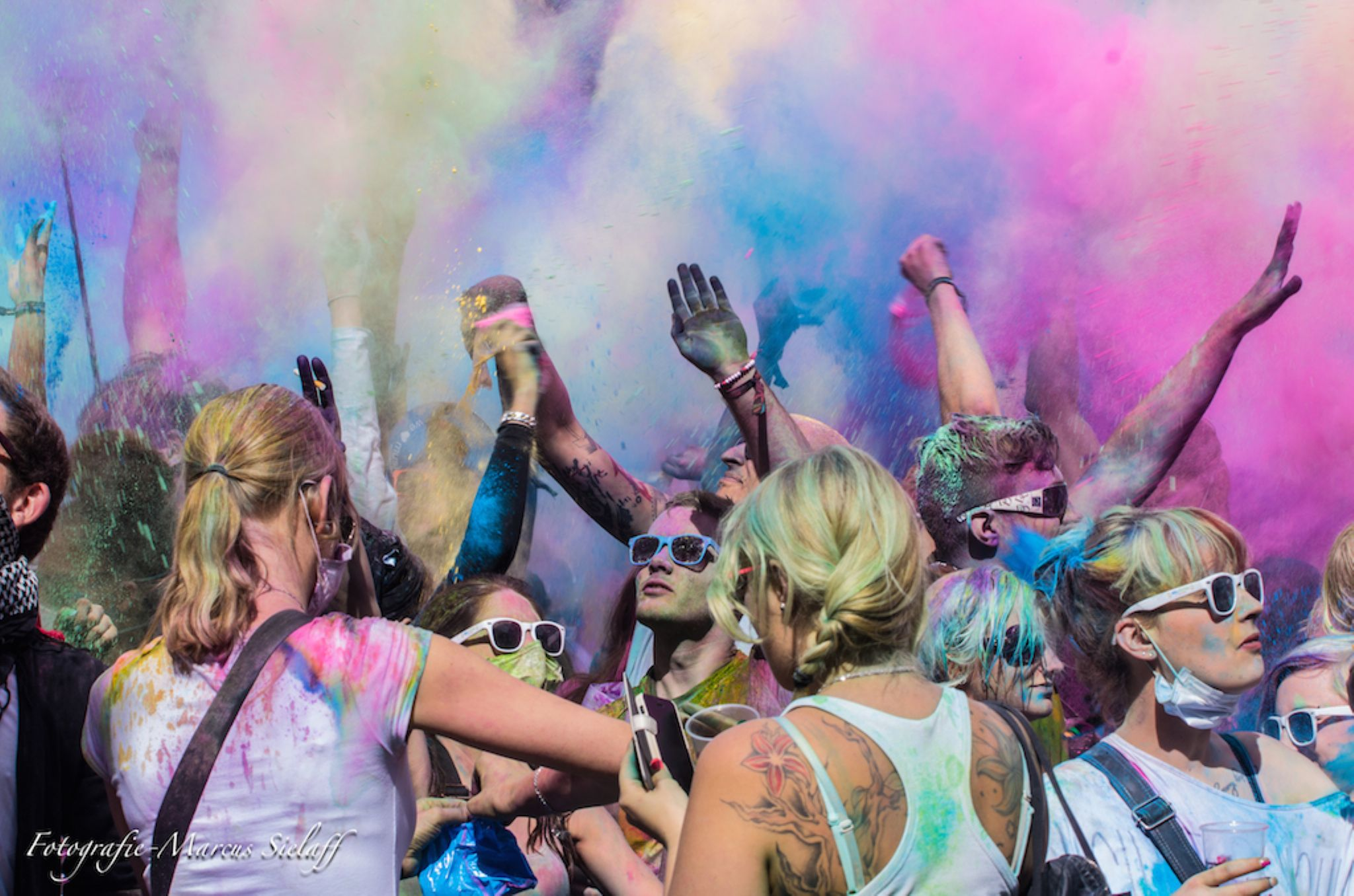 Holifestival 2014 in Berlin by Marcus Sielaff