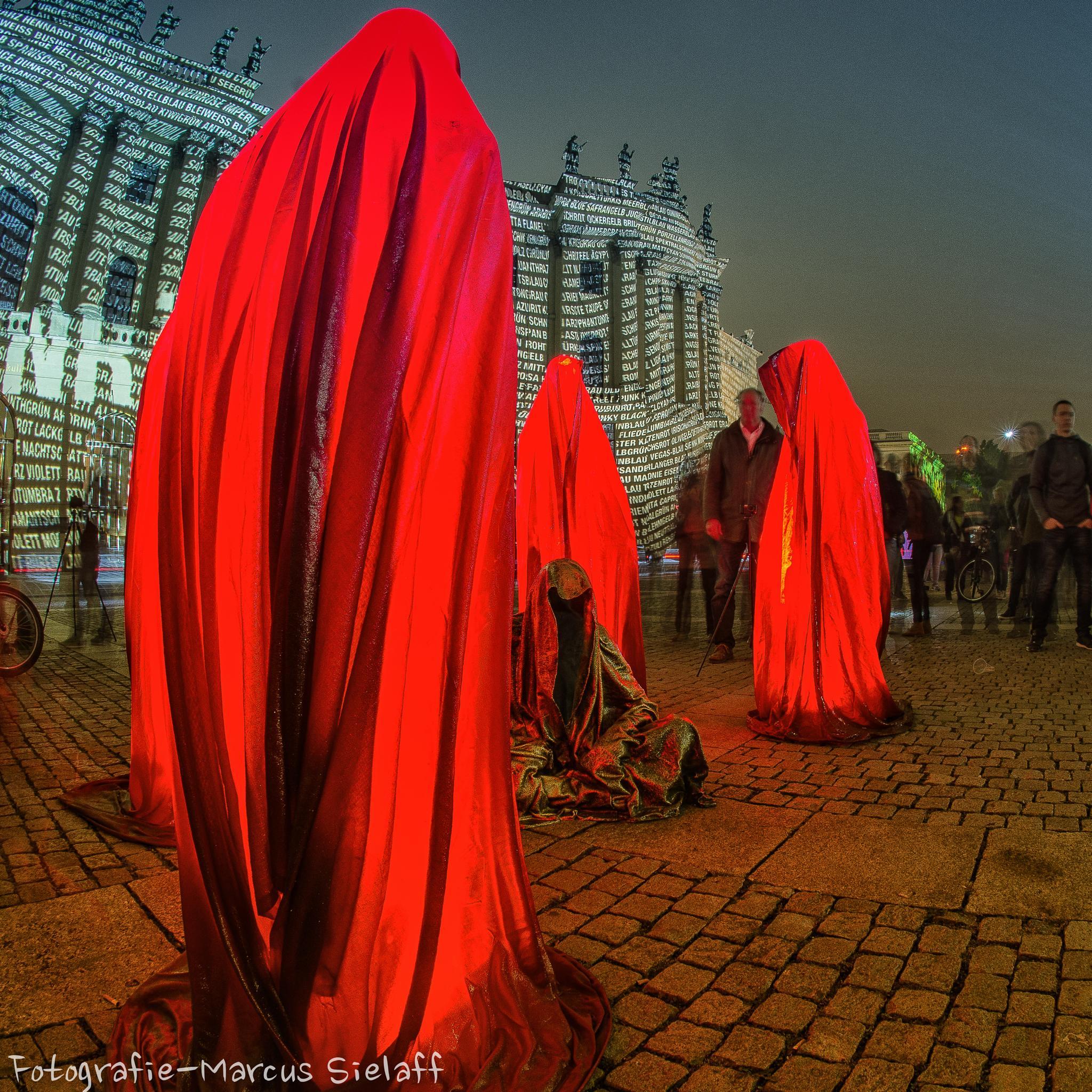 Festival of Lights Berlin by Marcus Sielaff