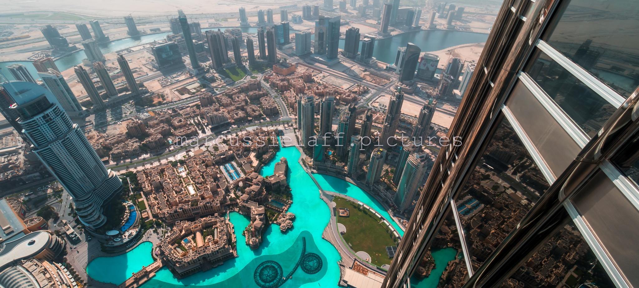 Dubai by Marcus Sielaff