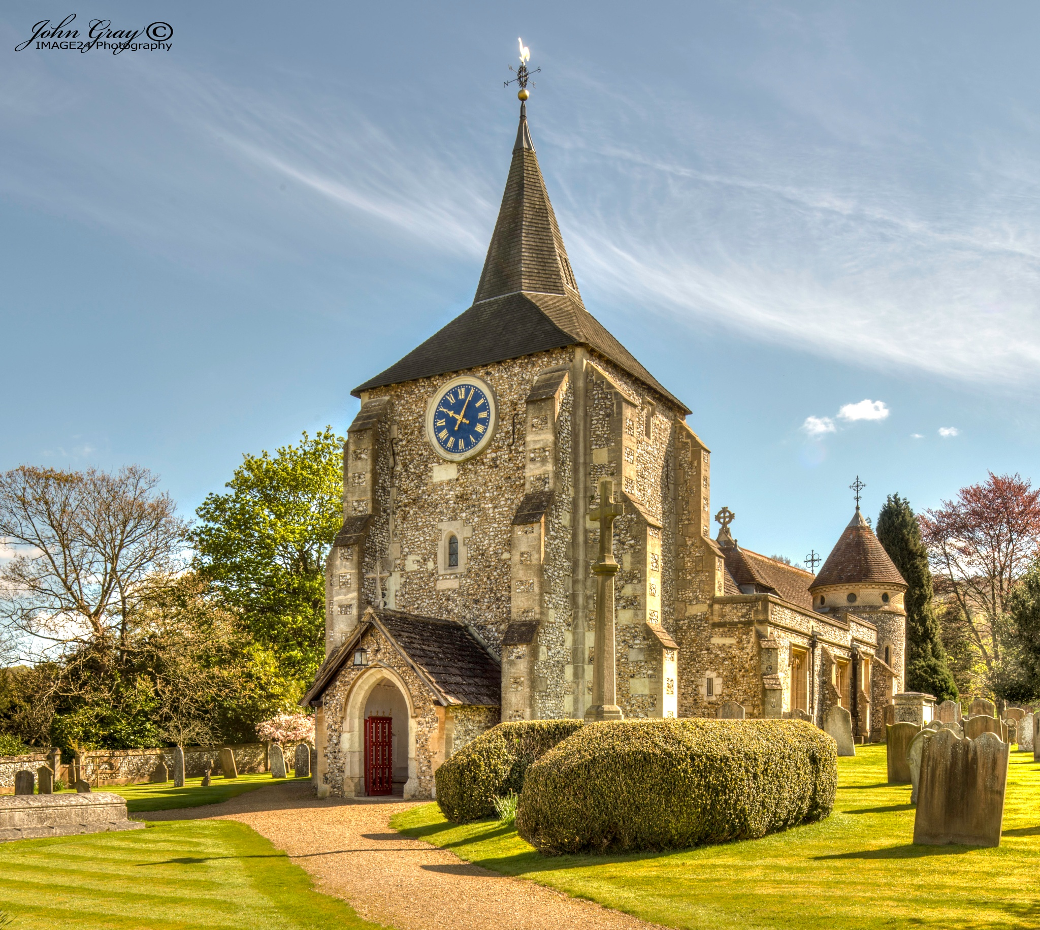 St. Michael and All Angels, Mickleham, Surrey by image24
