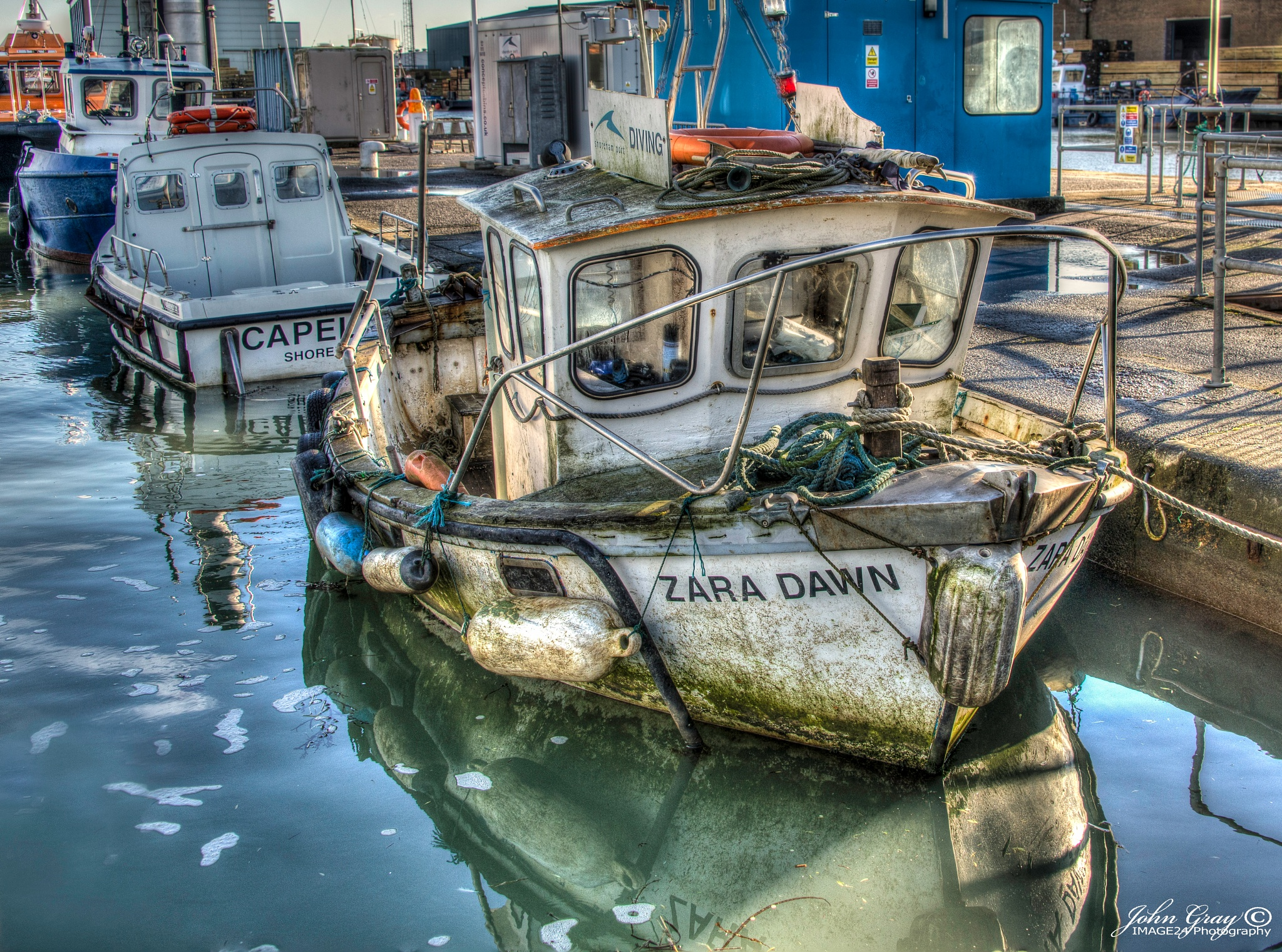 Zara Dawn by image24