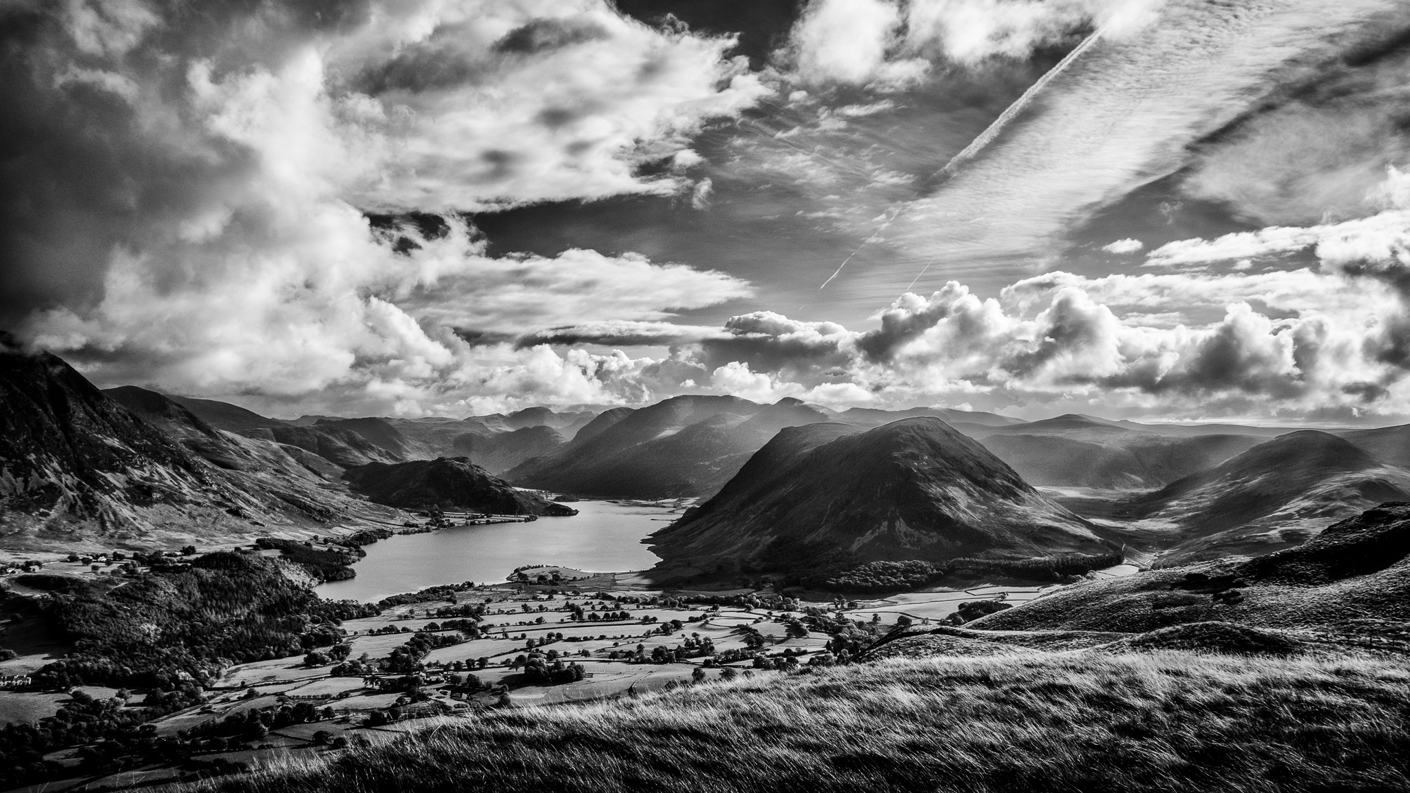 Crummock Water by IWCharters