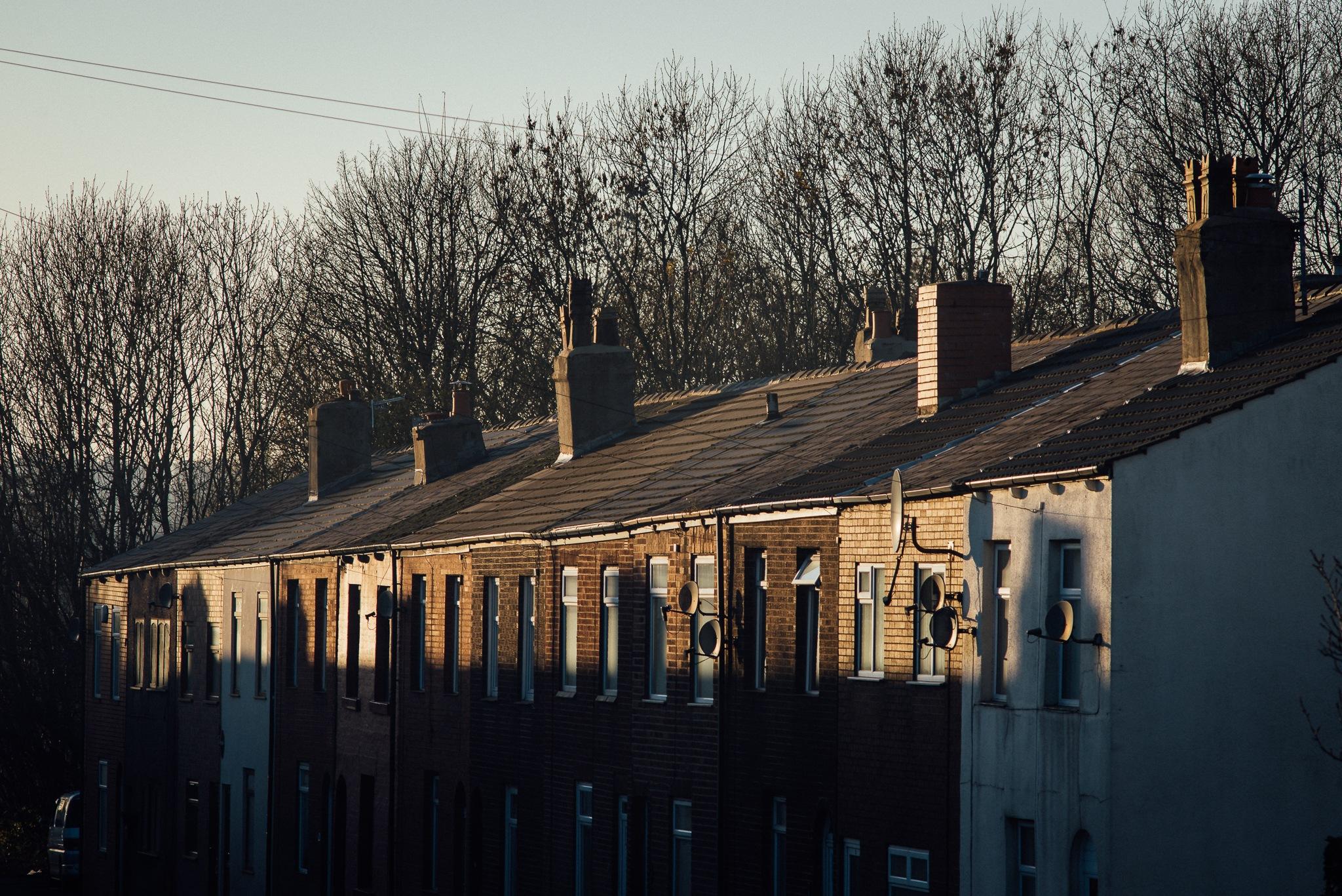 Terraced Houses (ii) by IWCharters