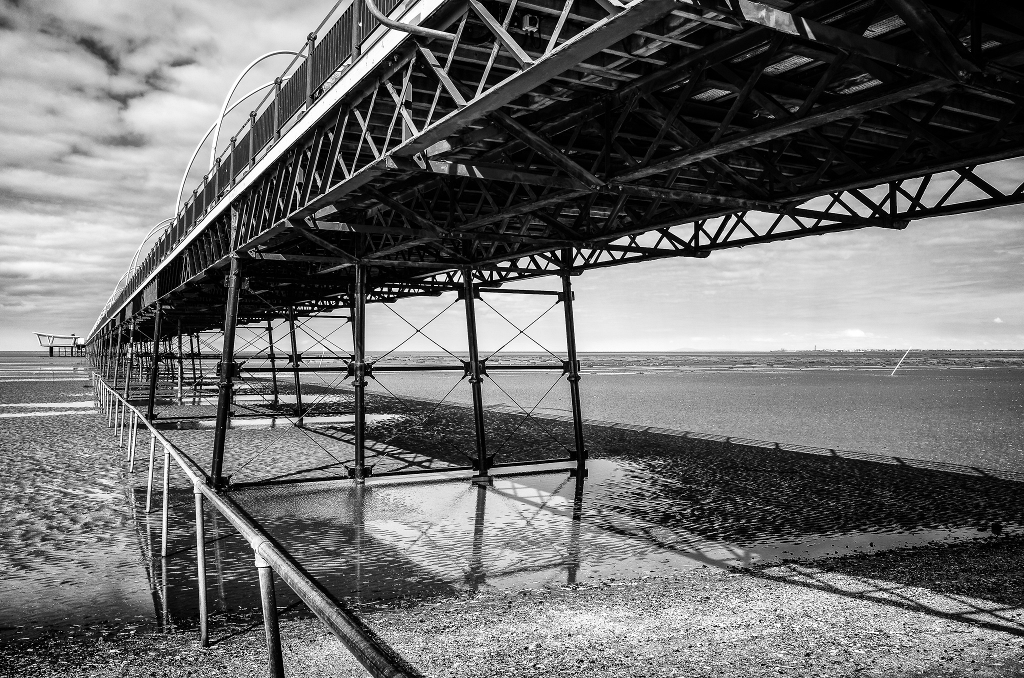 Southport Pier by IWCharters