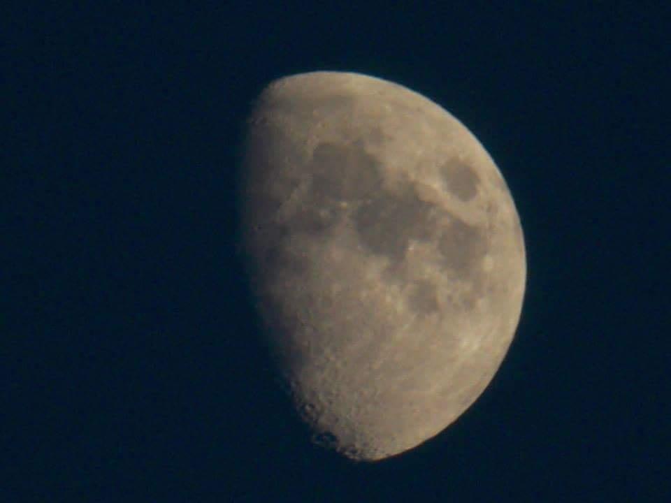 part full moon  by Davinia Scully