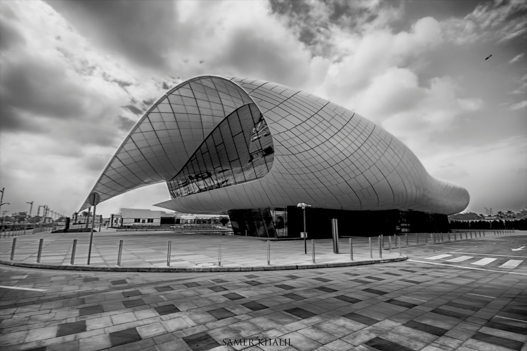 Union Museum- Dubai by Sam Khalil