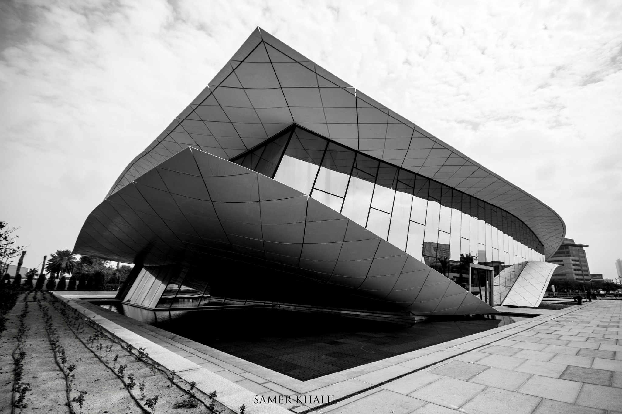 Union Museum- Dubai - UAE by Sam Khalil