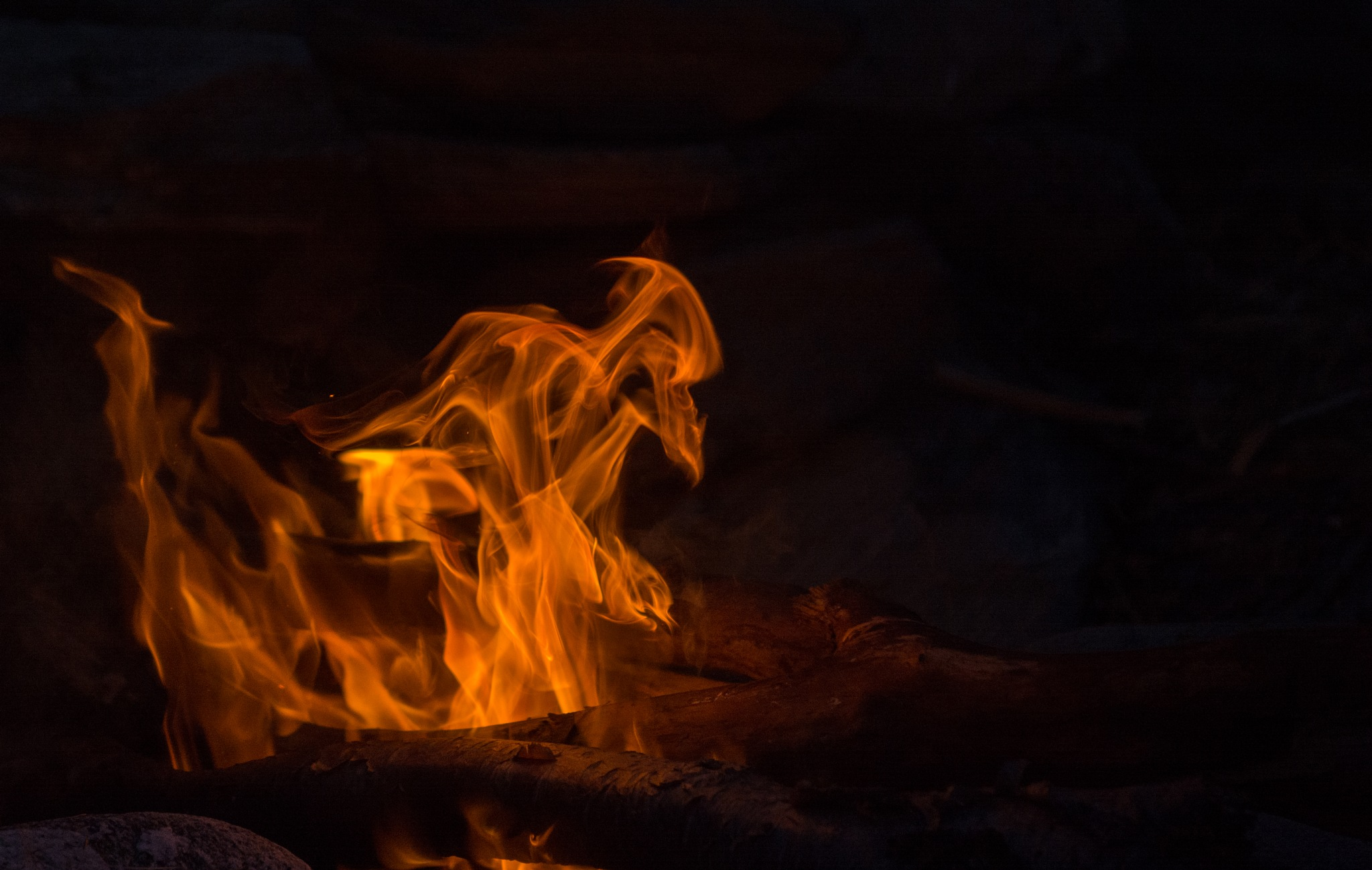 Fire by oddis