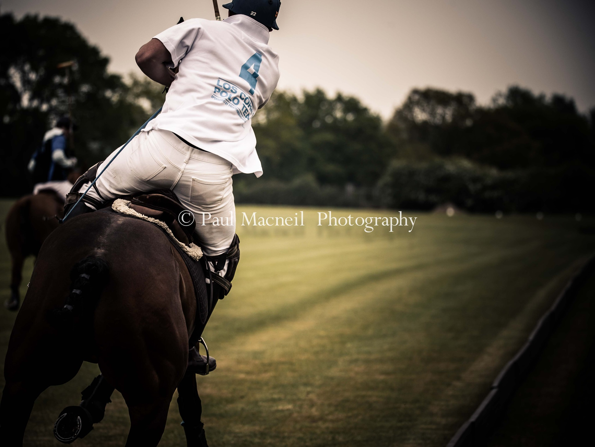 polo player by Paulomac