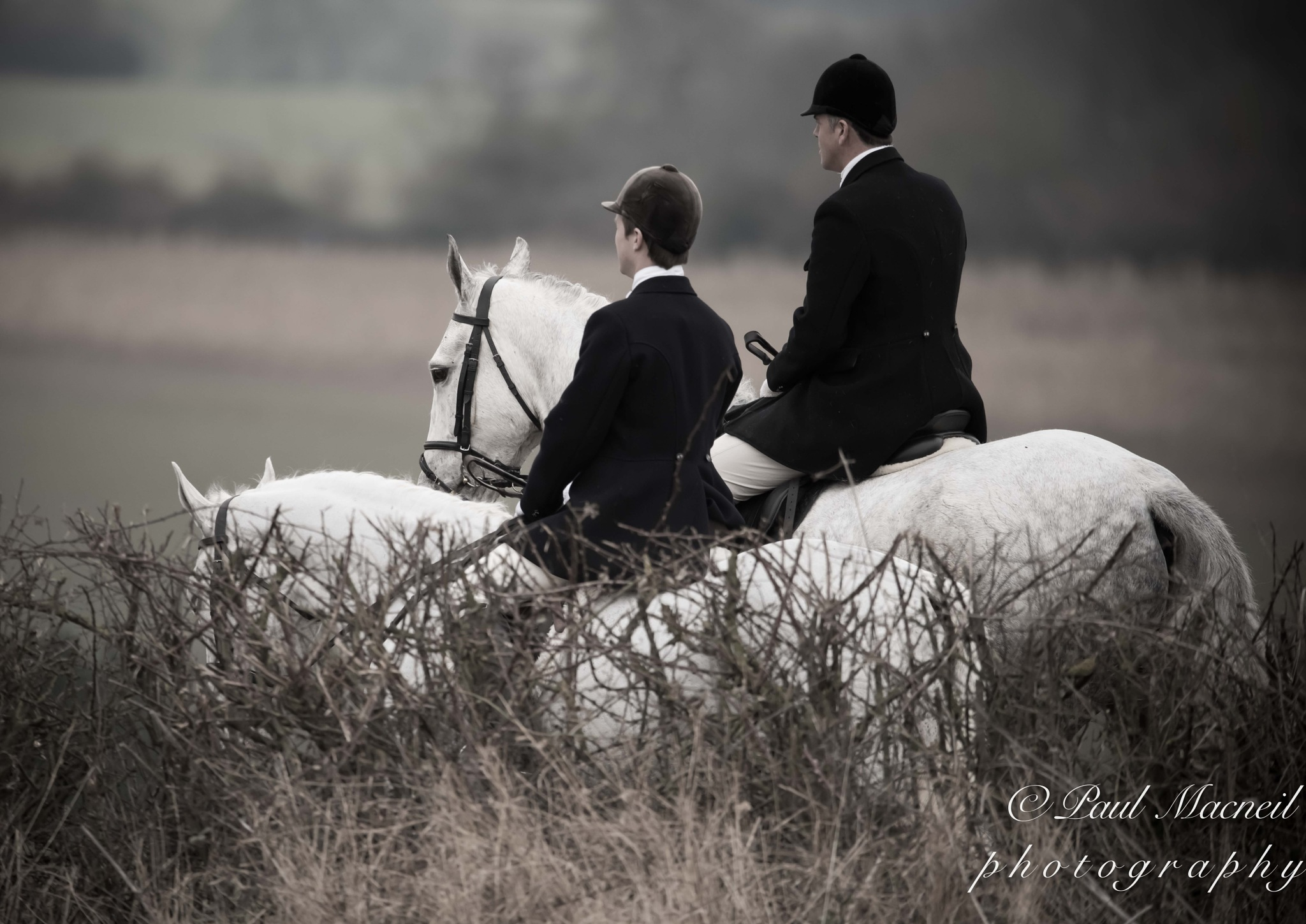 hunting gentlemen by Paulomac