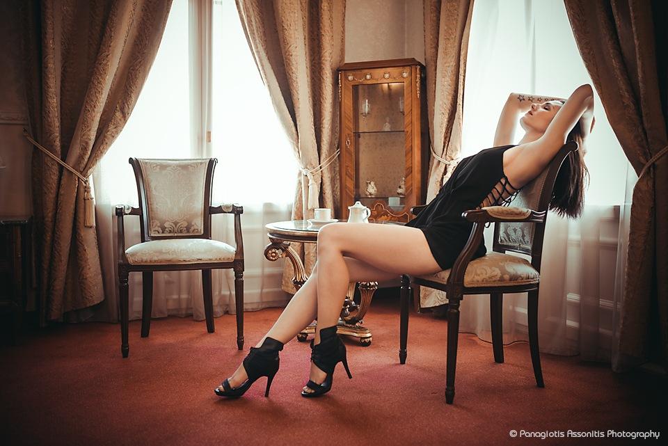 Bedroom Stories by Panagiotis Assonitis