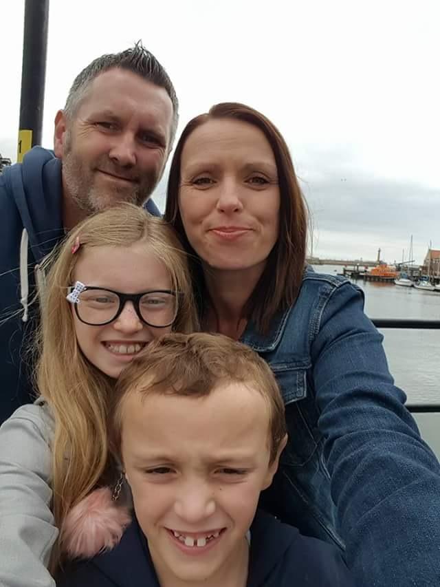 Family selfie by Pamkdavies