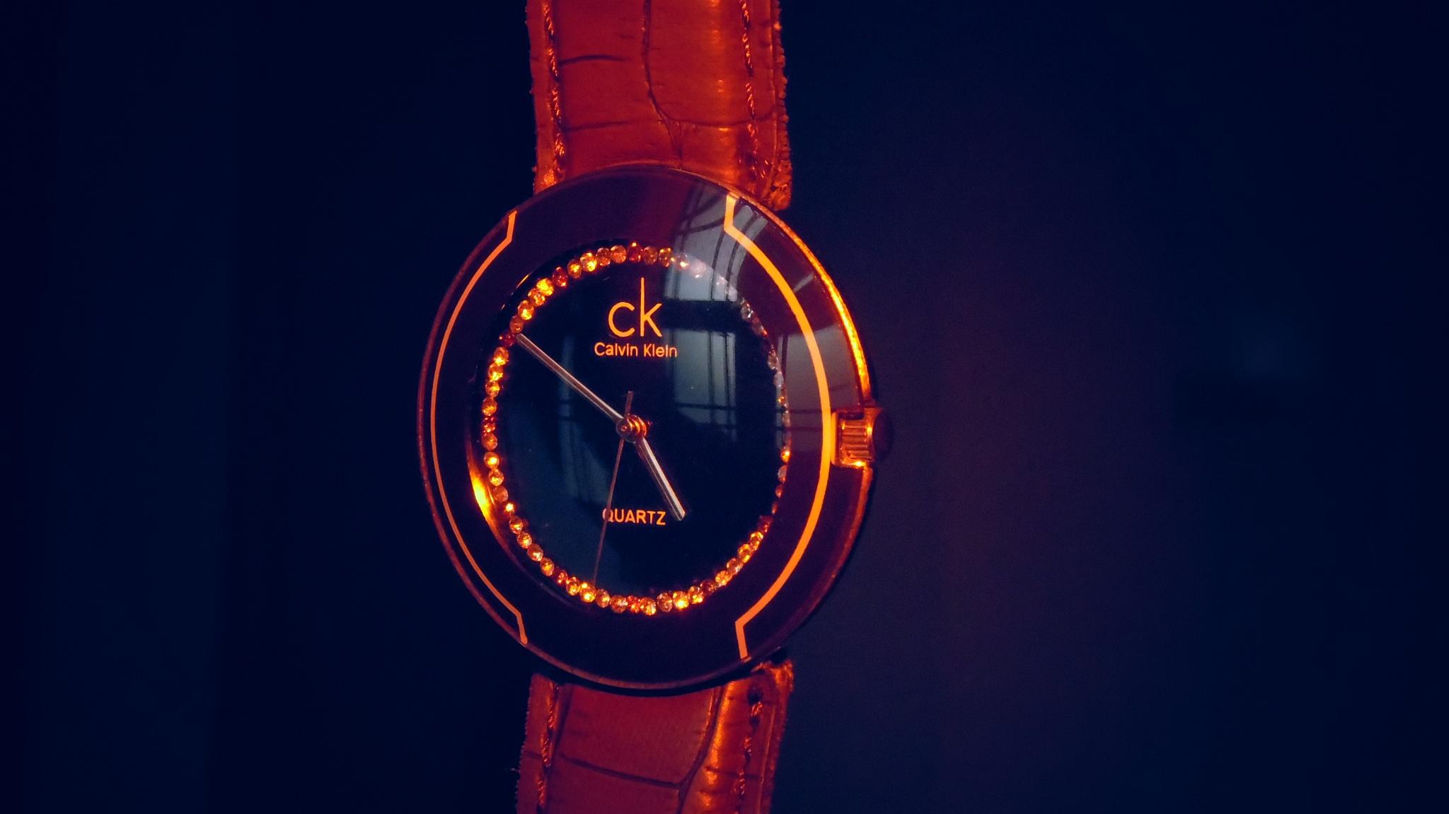 Calvin Klein - Wrist Watch by Photofountain