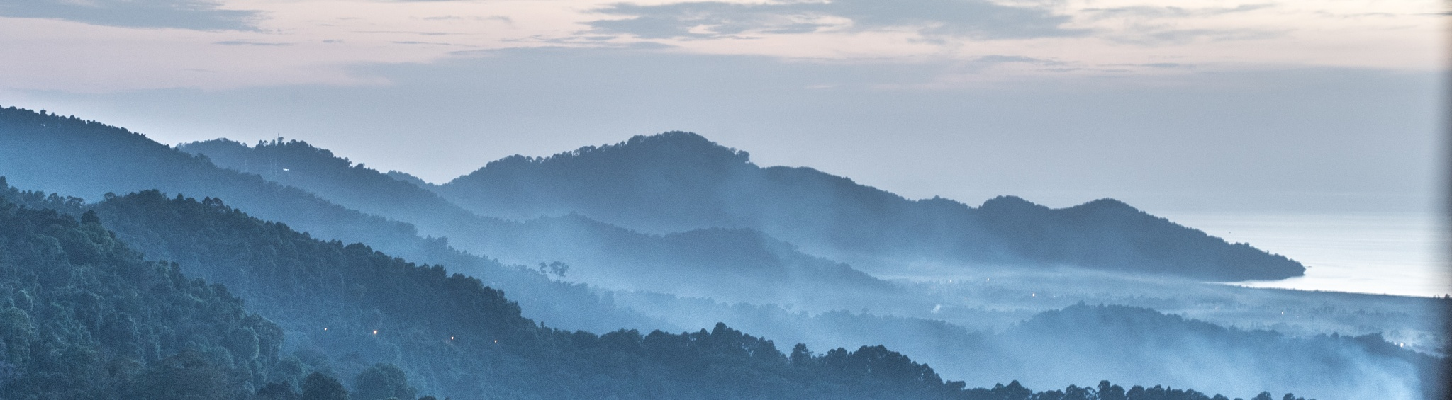 Mountain by Aluda Tan