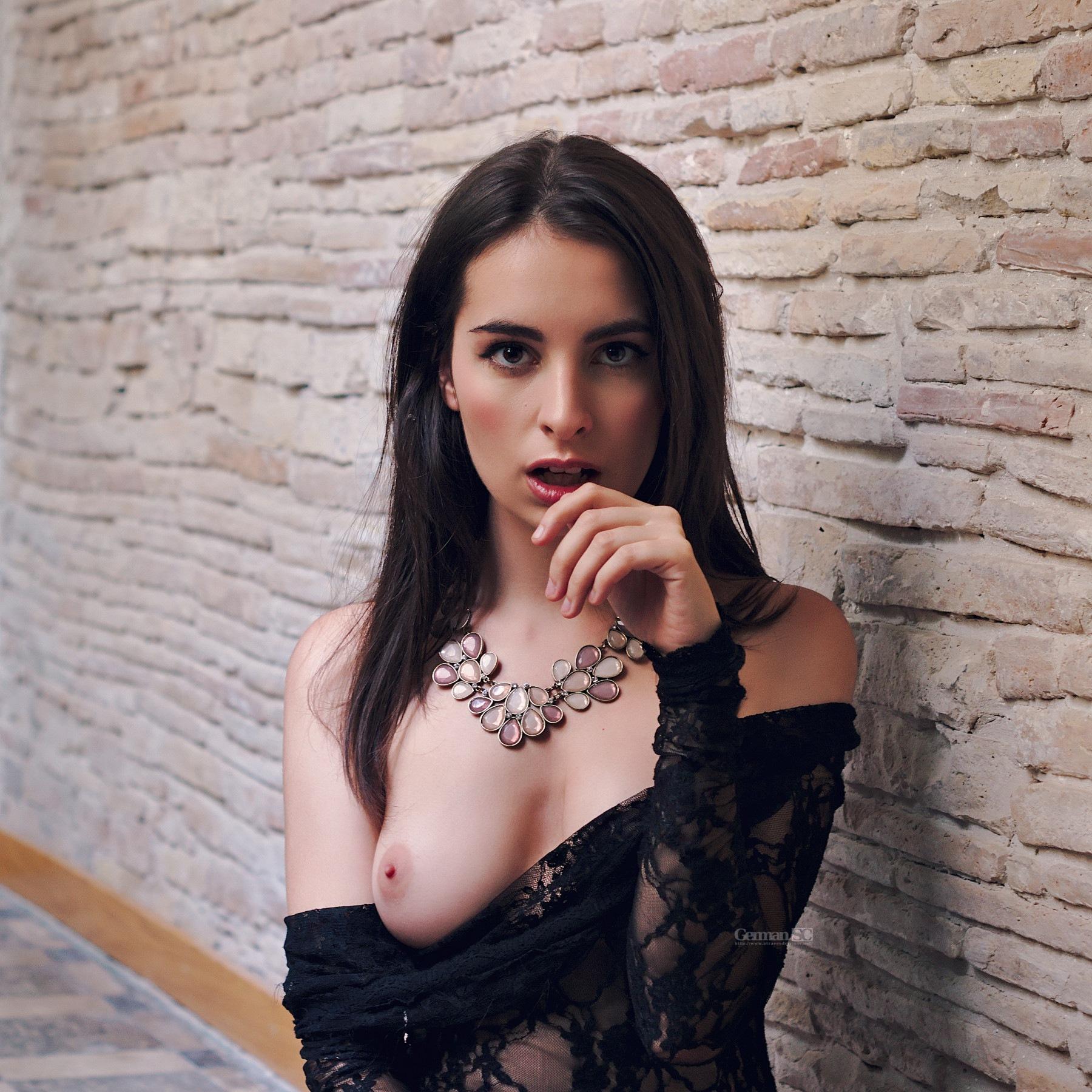 Photo in Nude #portrait #nude #woman #sensual #lingerie