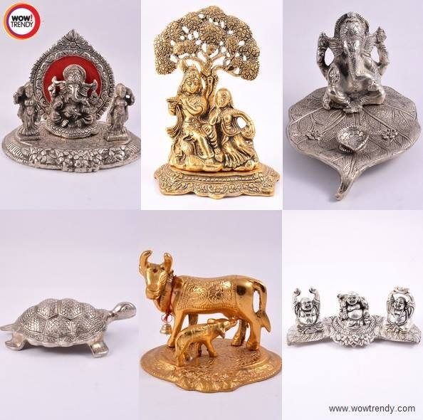 Handmade Metal Decorative Items by Ethnic Expert