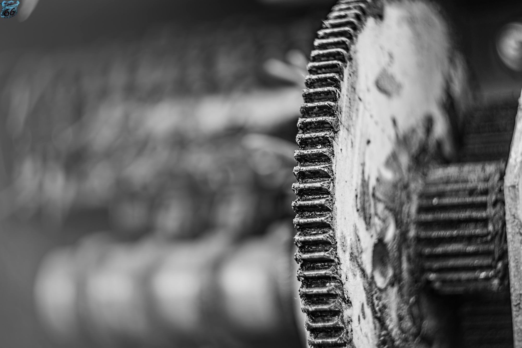 Gear.... by Alexandros Flashville