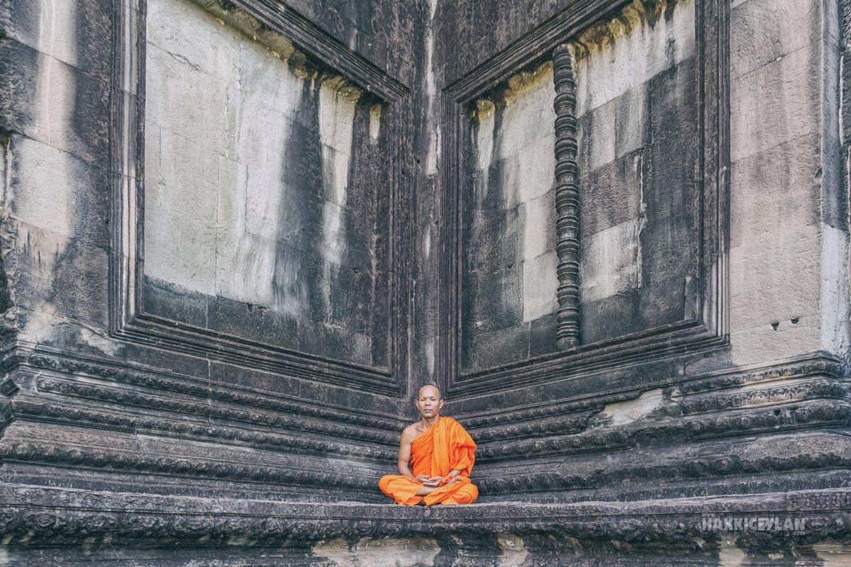Meditation by Hakki Ceylan