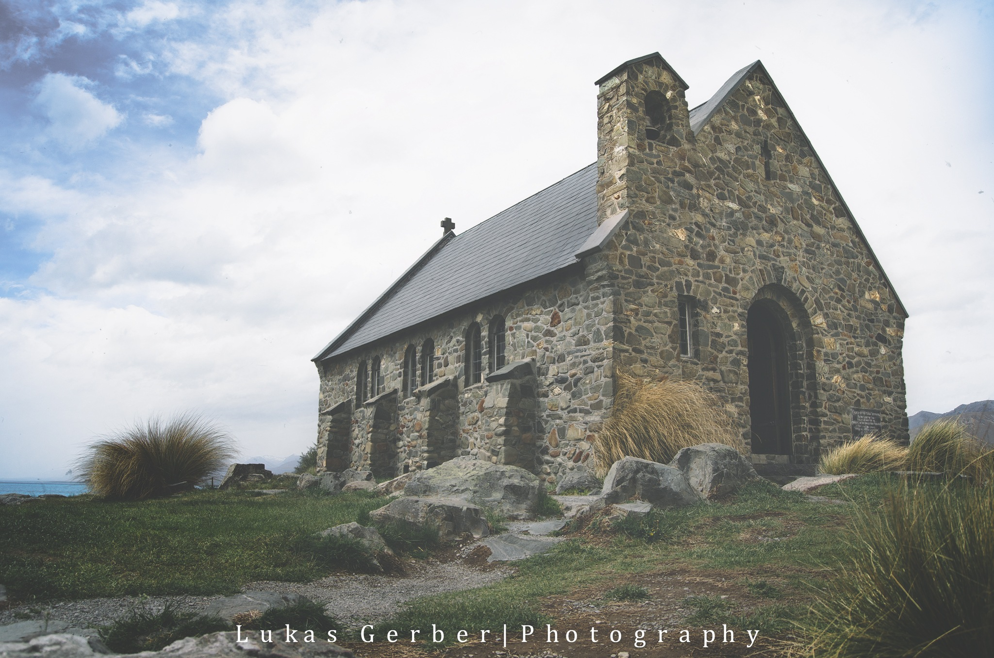 Church of the Good Shepherd by Lukas Gerber