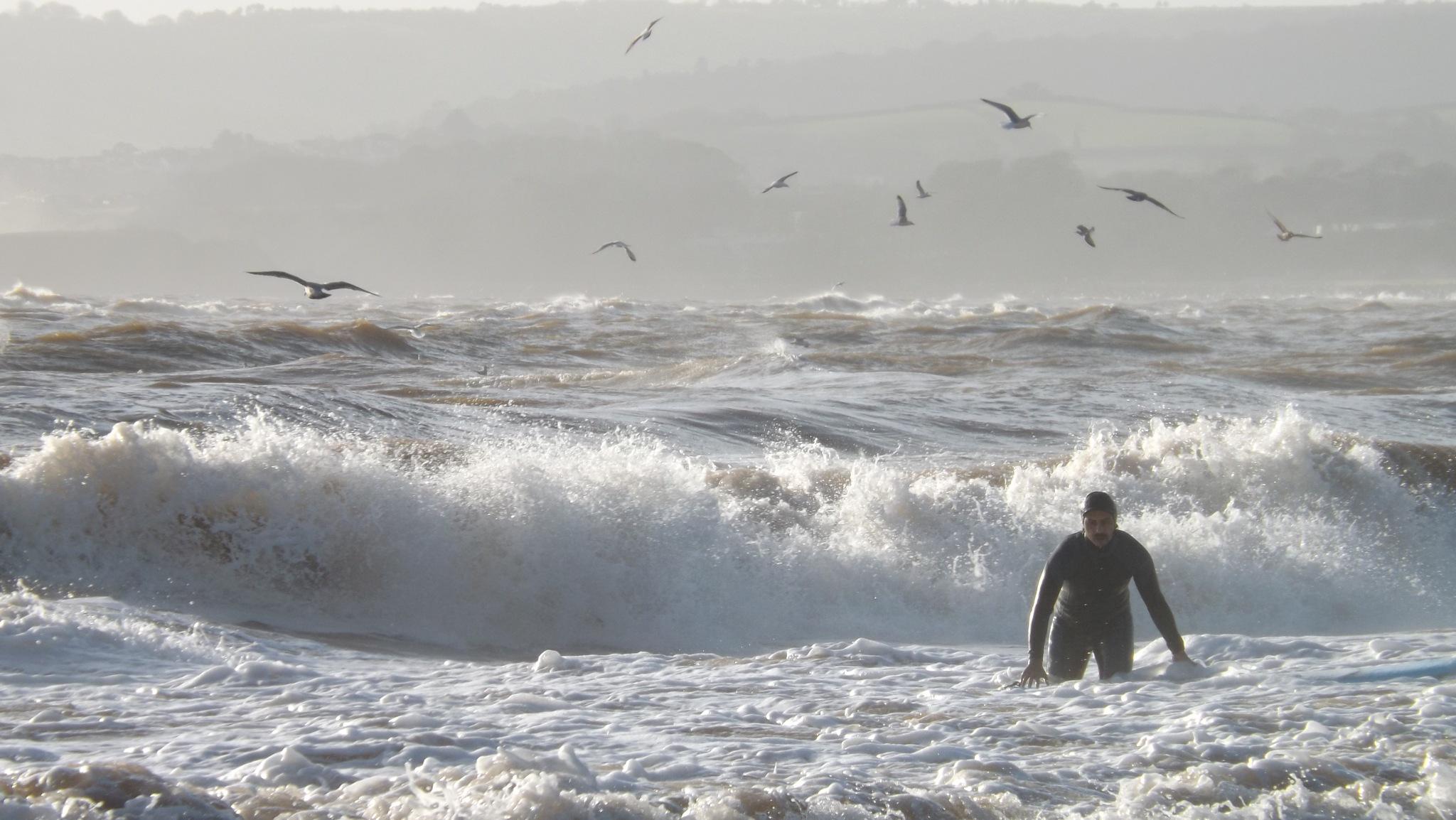Stormy waters by beachbaby58
