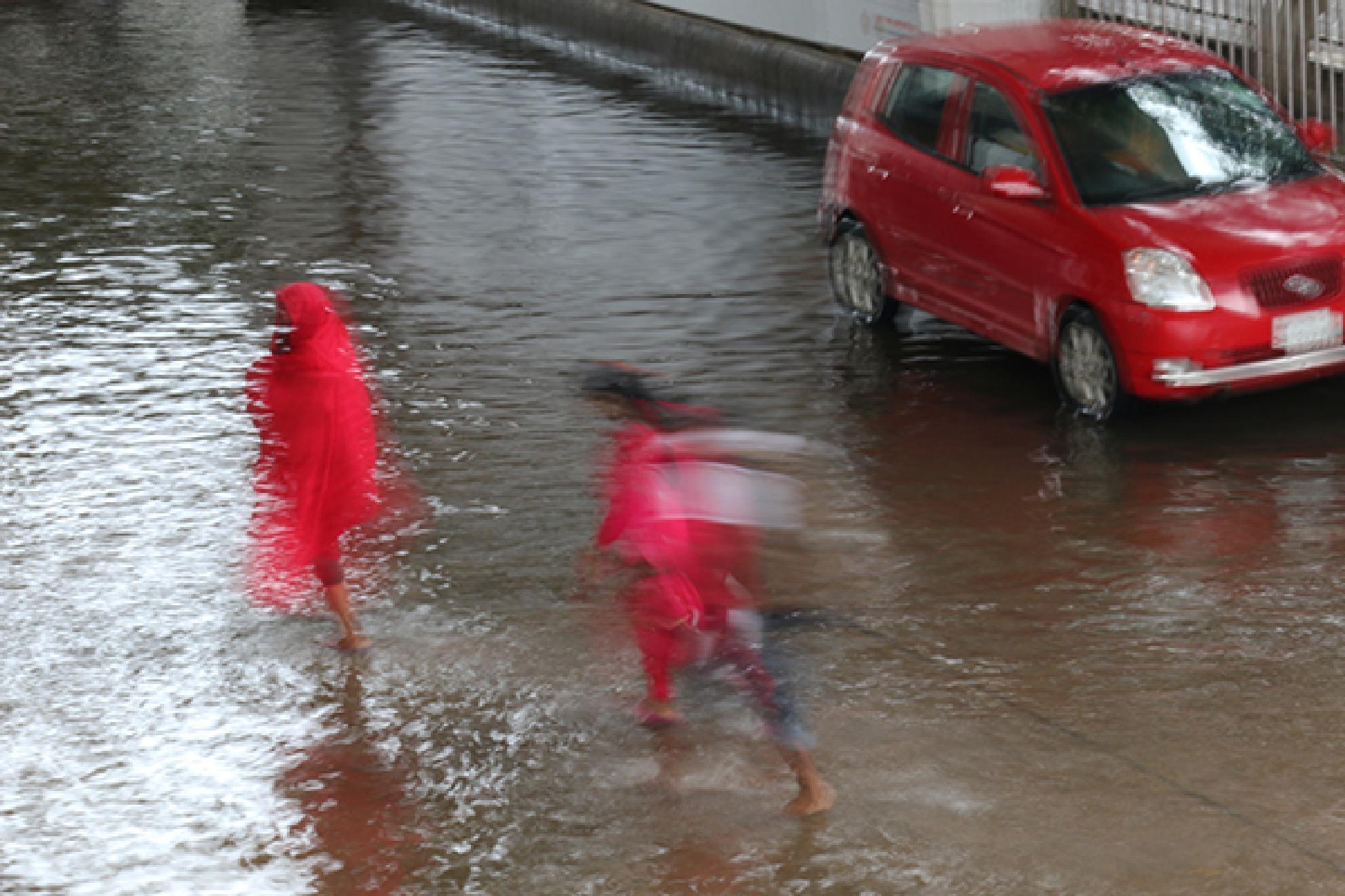 rainy life  by Babul Abdul Malek