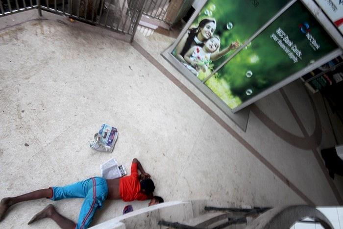 street magic by Babul Abdul Malek