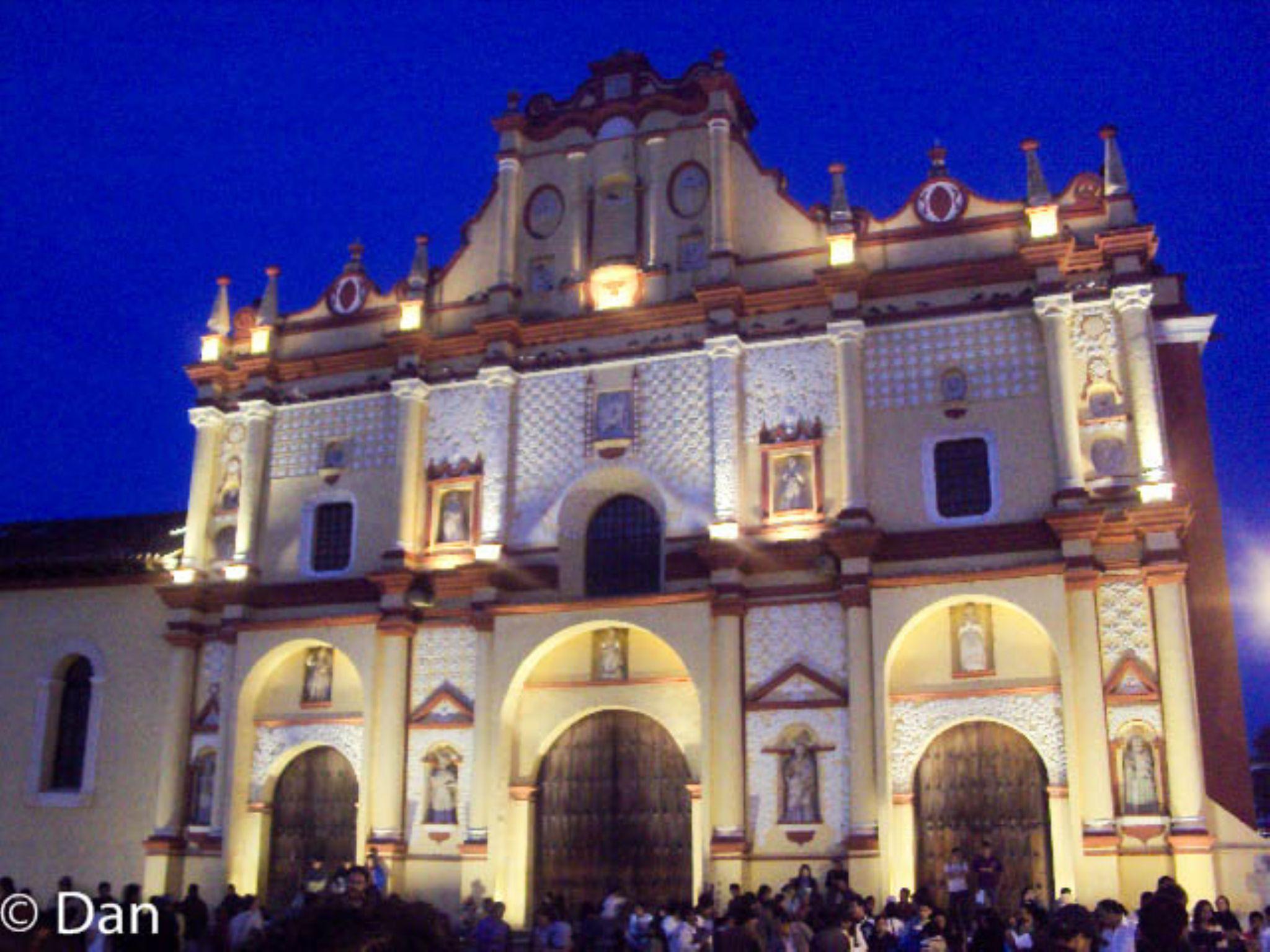 Iglesia de Chiapas by Dan Serrano Vazquez