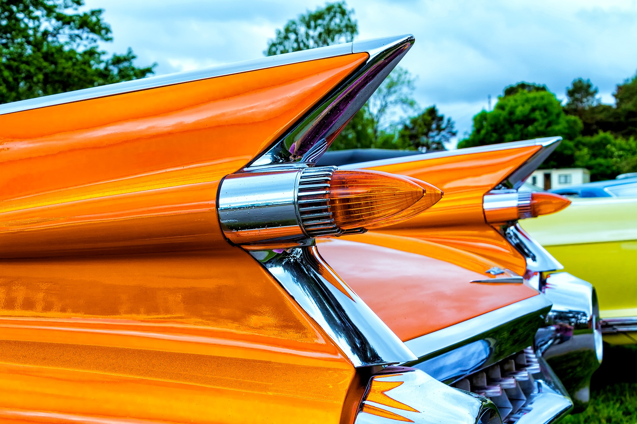 Orange Caddy by Martin Benning-Rogers