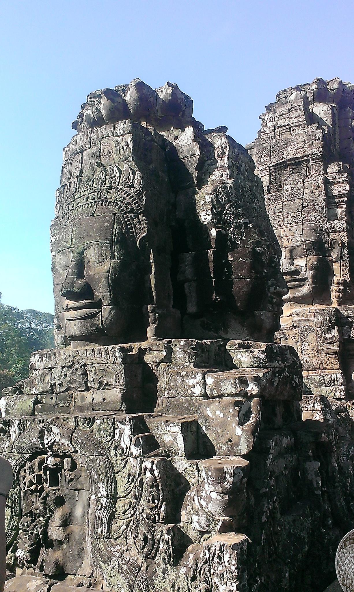 Cambodia  by Marjoleinlefeber