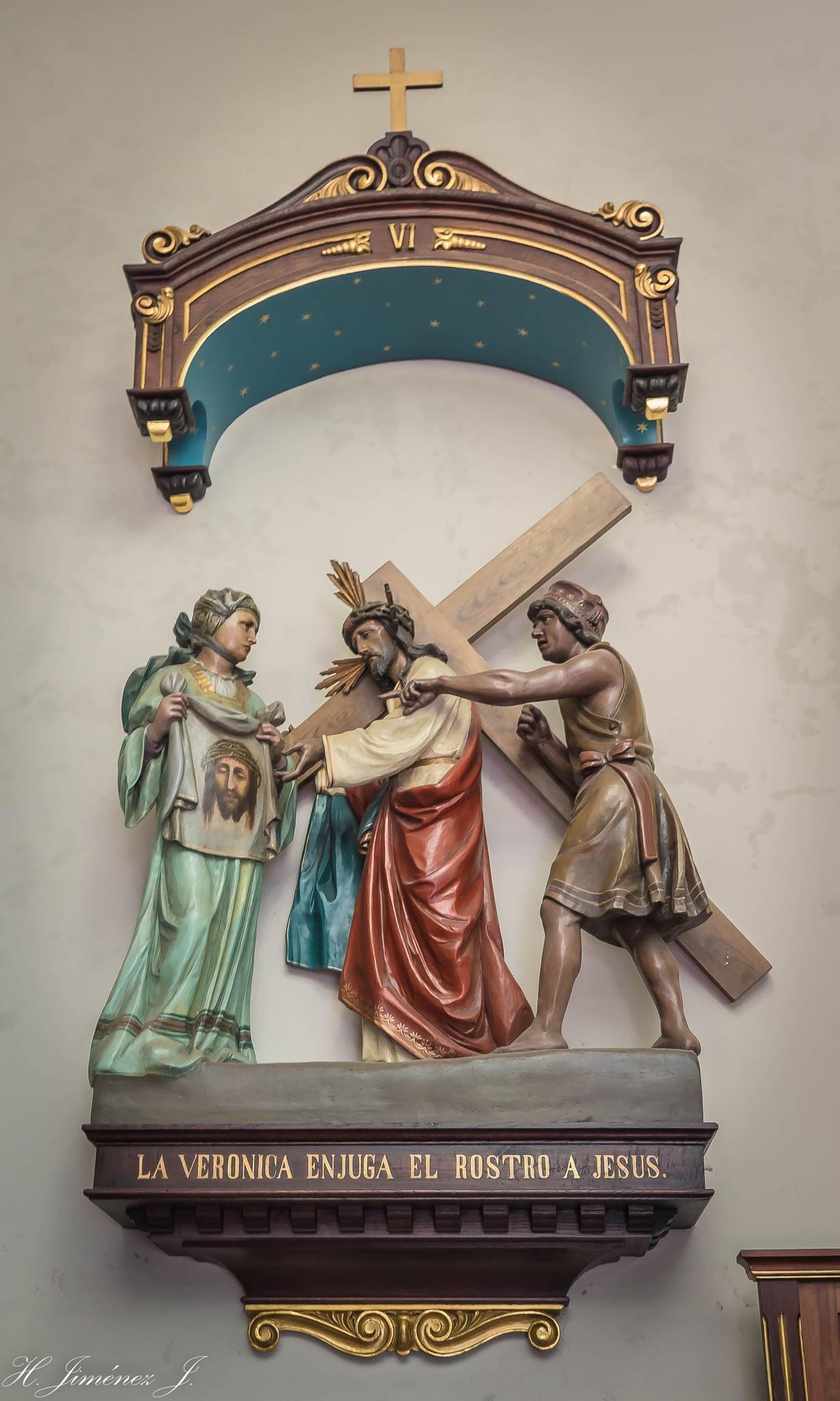 Arte religioso. by Henry Jiménez J